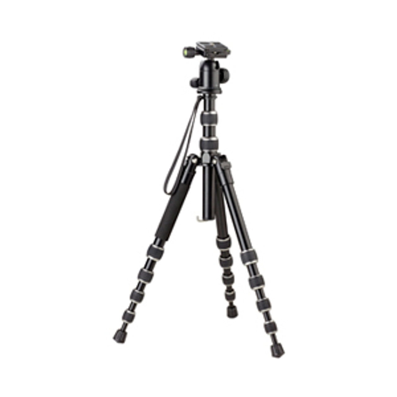 Optex T5I136 5-Section Travel Tripod