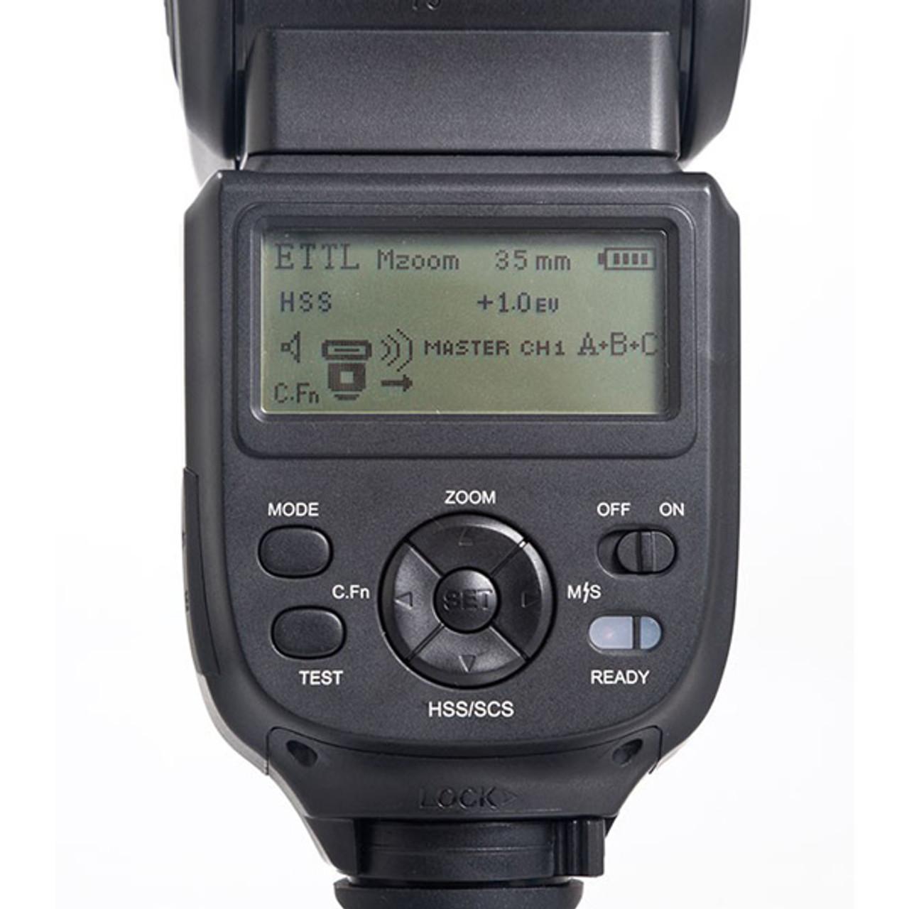 Phottix Mitros TTL Flash Canon