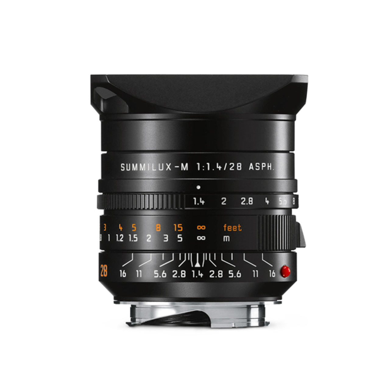 Leica Summilux-M 28mm F1.4 ASPH (11668)