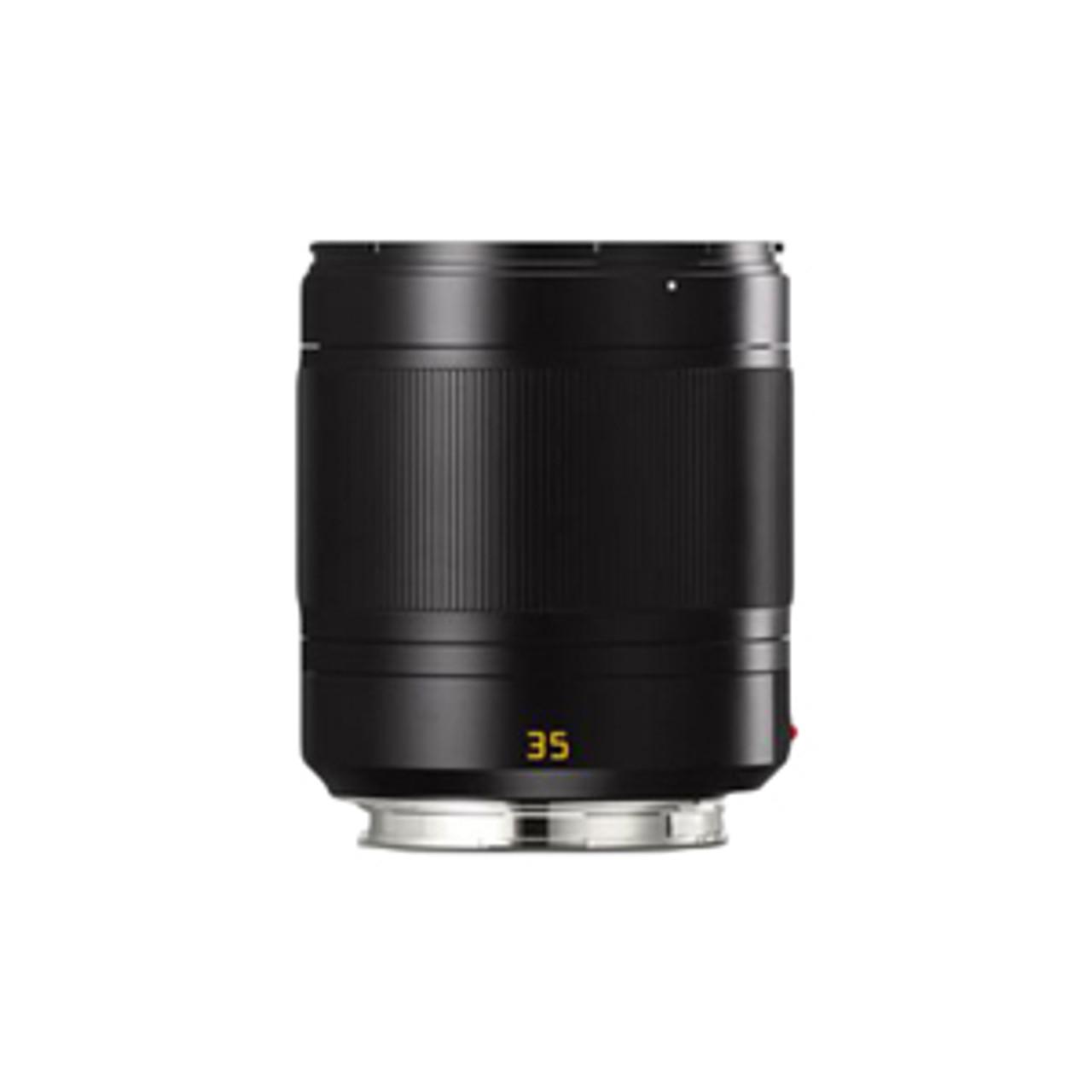 Leica Summilux-TL 35mm F1.4 ASPH Black Anodized (11084)