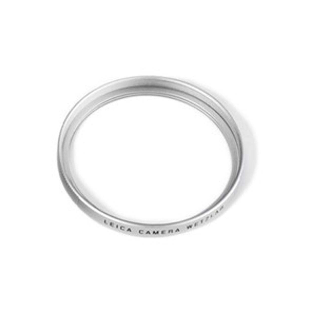 Leica E46 UV Filter Silver