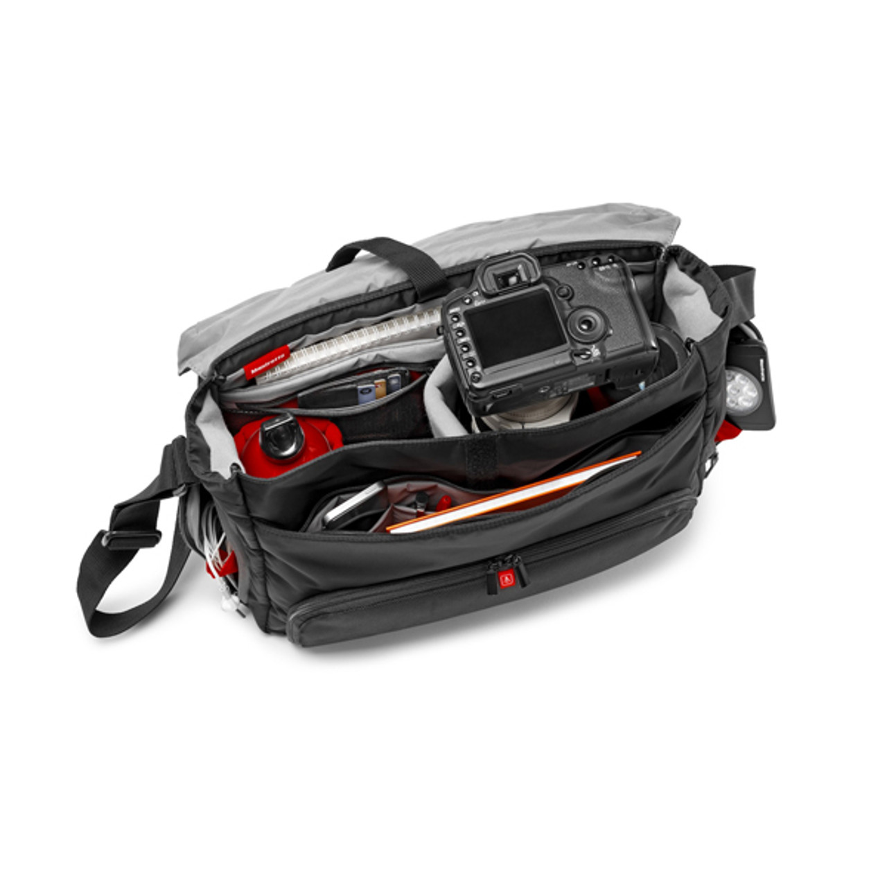 Manfrotto Befree Messenger Grey