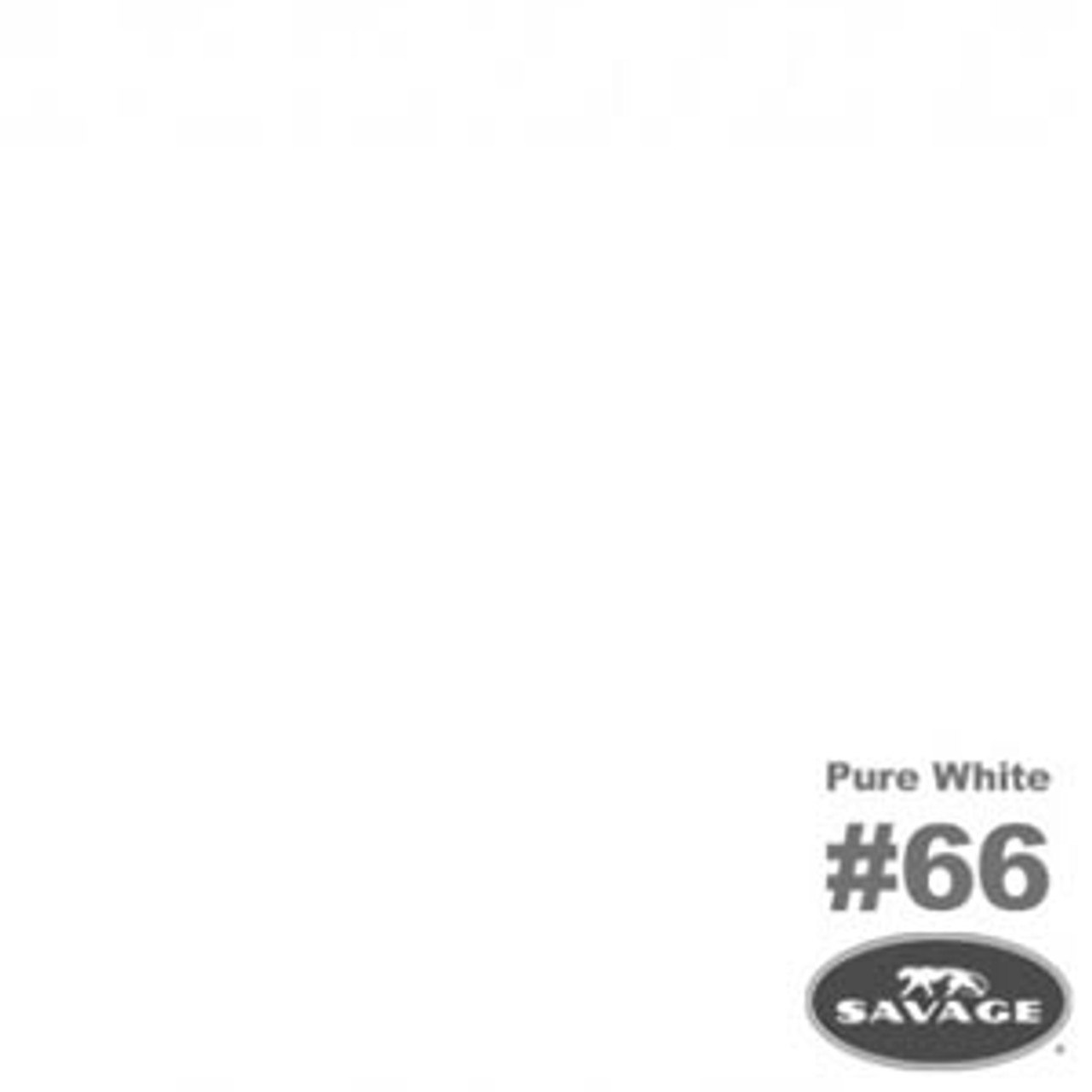 "Savage Background Paper 107"" x 12 yards Pure White"