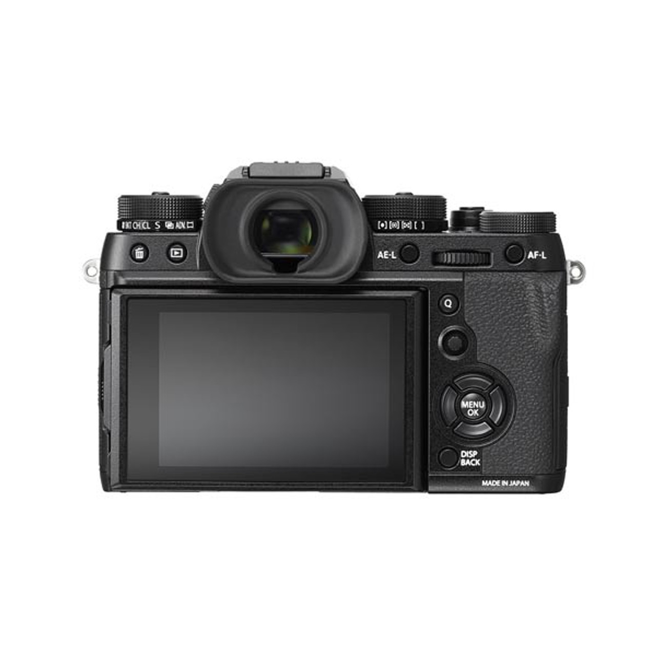 Fujifilm X-T2 18-55mm F2.8-4 Kit Black