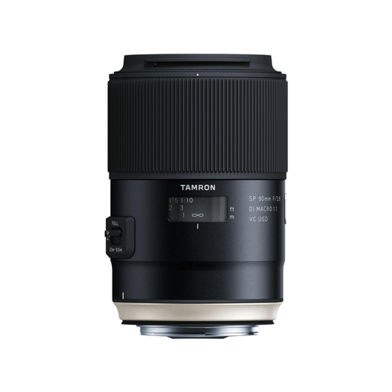 Tamron 90mm F2.8 Di VC USD R2 Canon