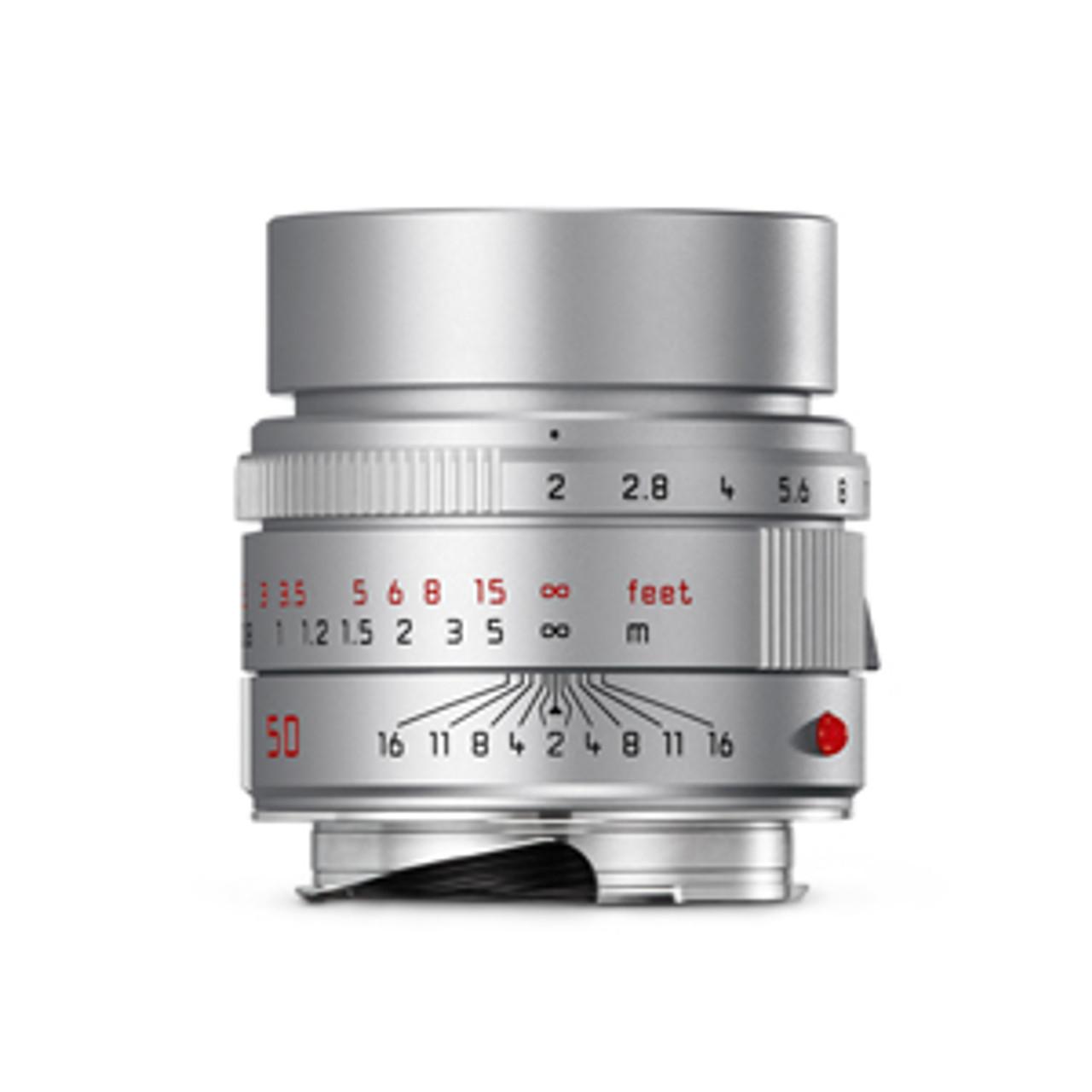 Leica APO-Summicron-M 50mm F2 ASPH Silver (11142)