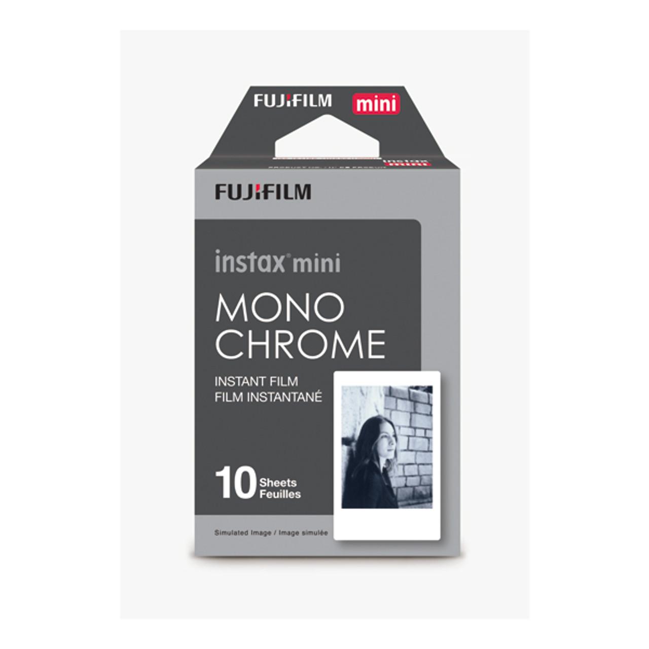 Fujifilm Instax Mini Monochrome Instant Film