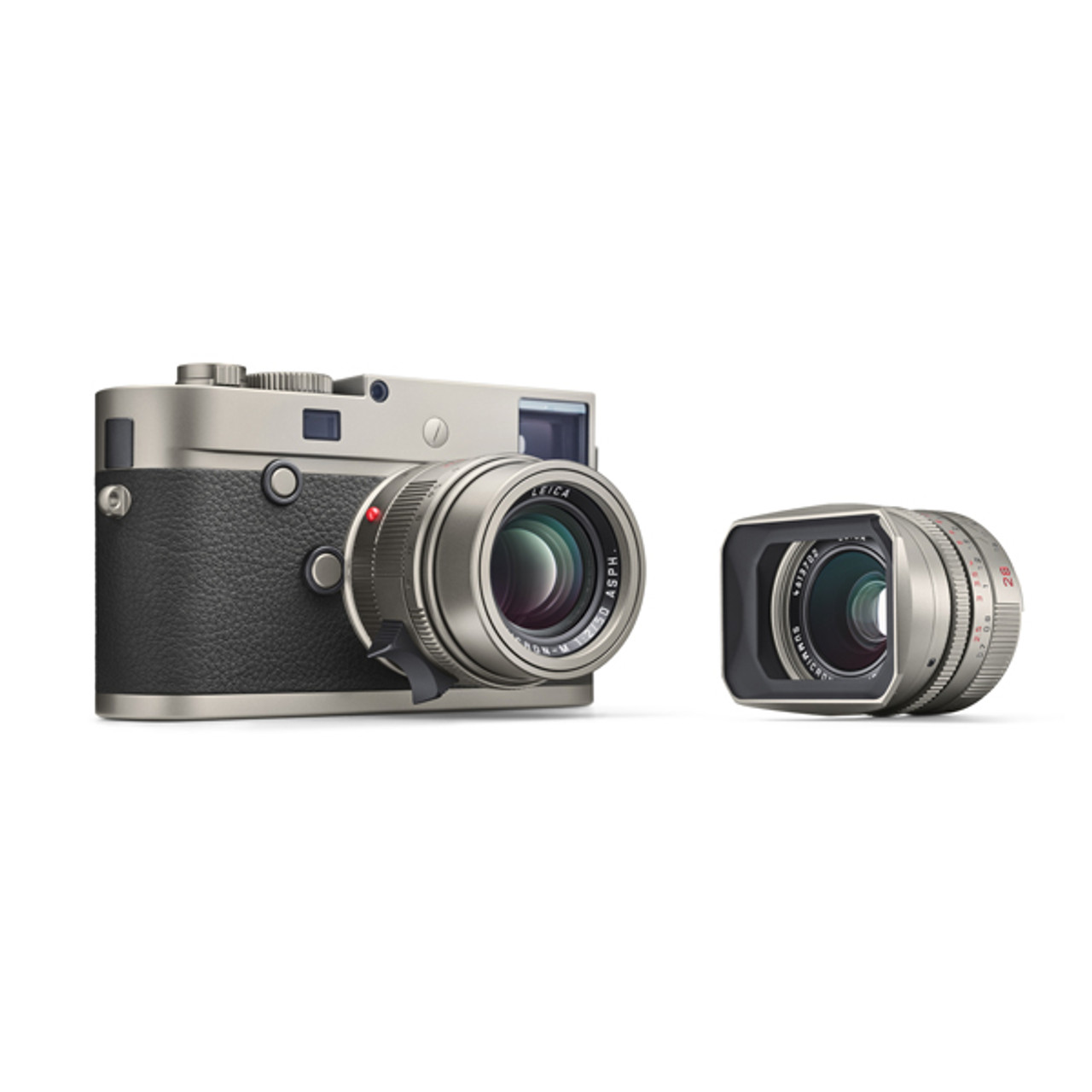 Leica M-P (Typ 240) Titanium Set - Broadway Camera
