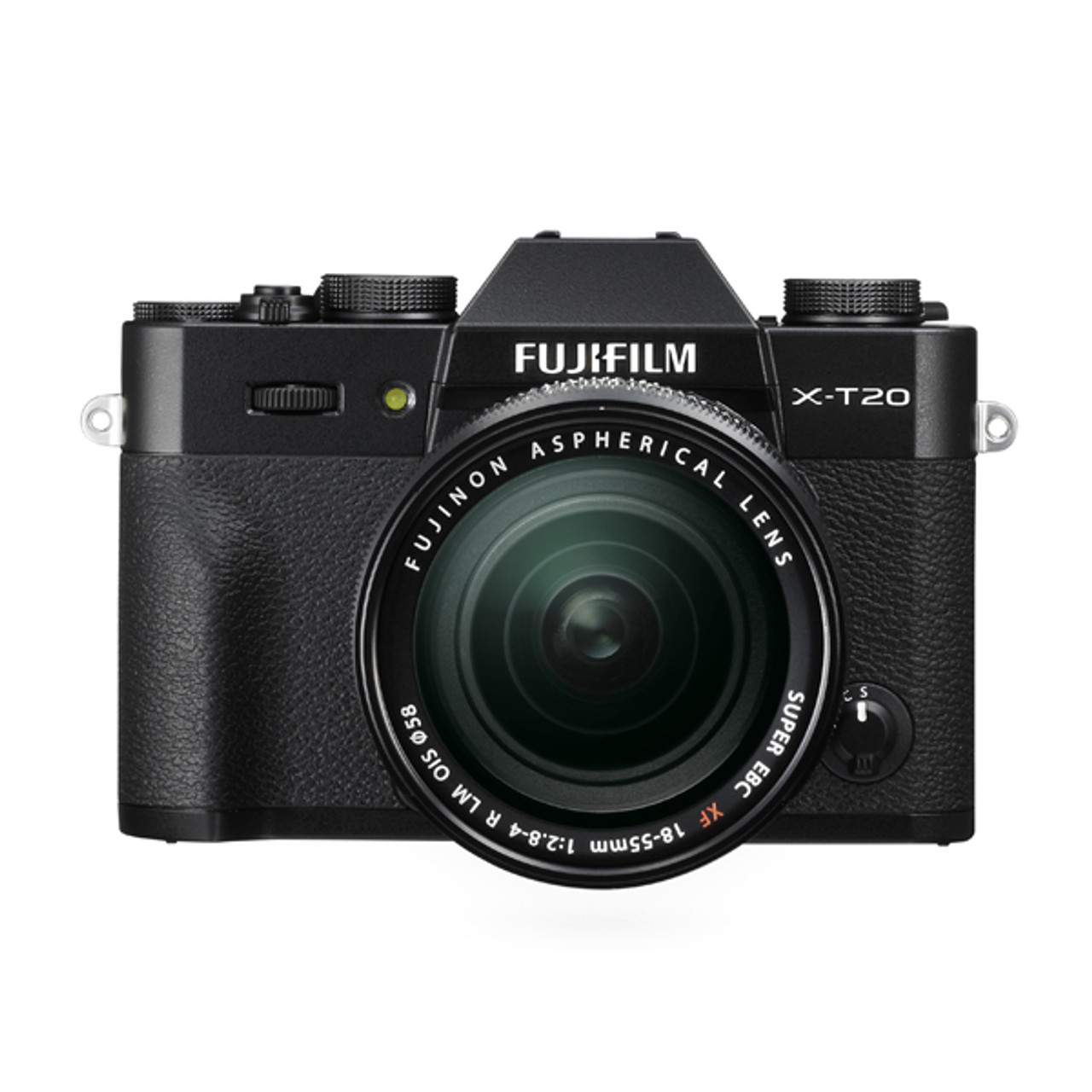 Fujifilm X-T20 18-55mm F2.8-4 R LM OIS Kit Black