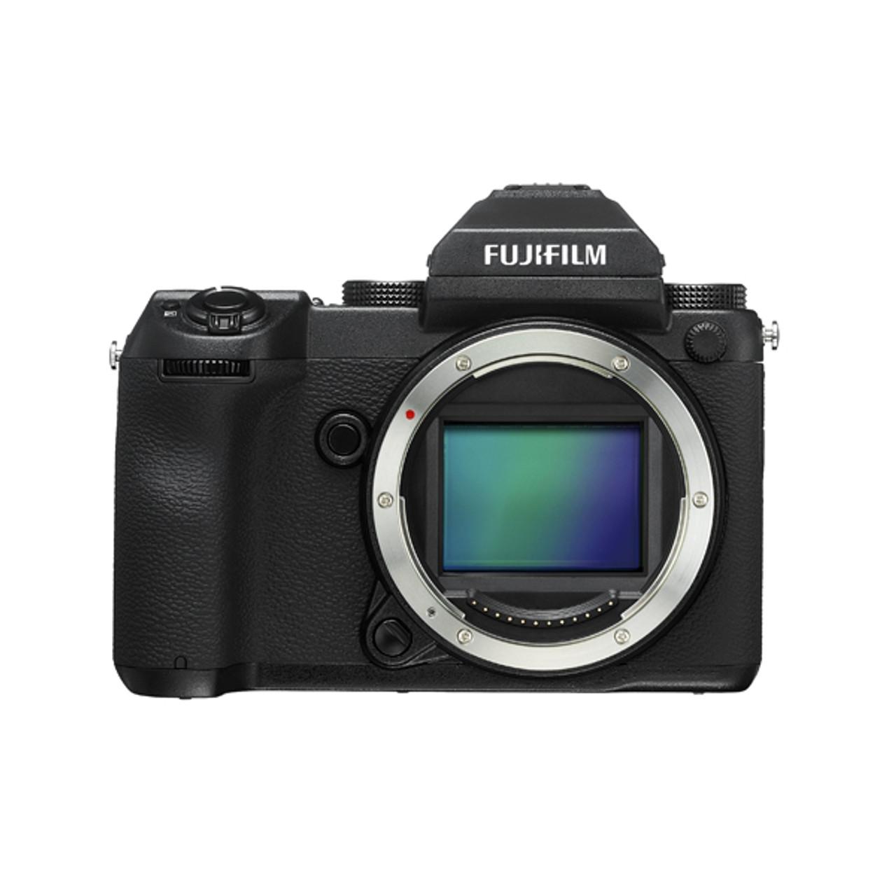 (Open Box/Display Unit) Fujifilm GFX50S Body