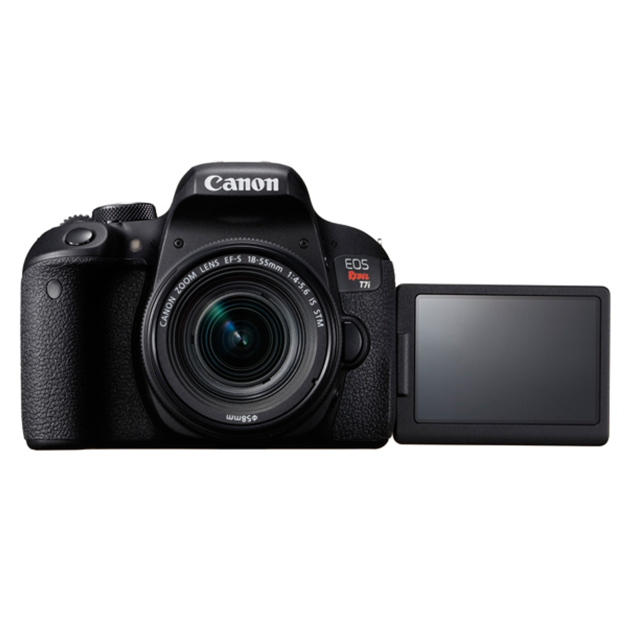 Canon EOS Rebel T7i 18-55mm IS STM Kit (Open Box)