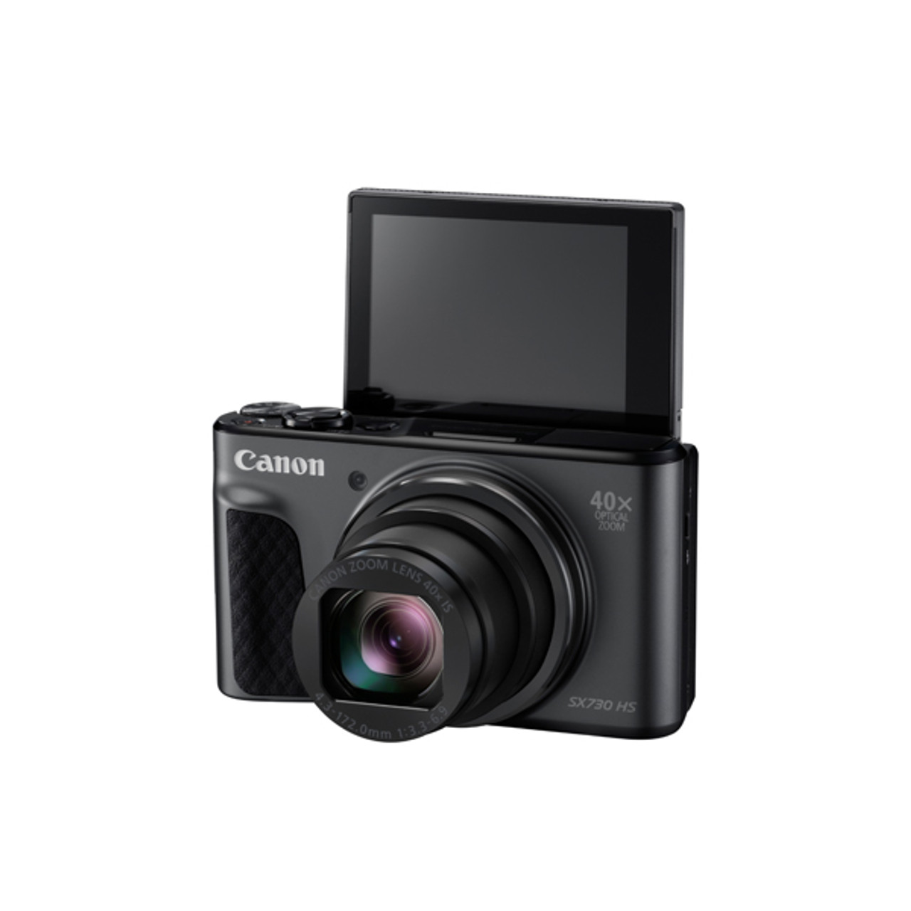 Canon PowerShot SX730HS with Case Black