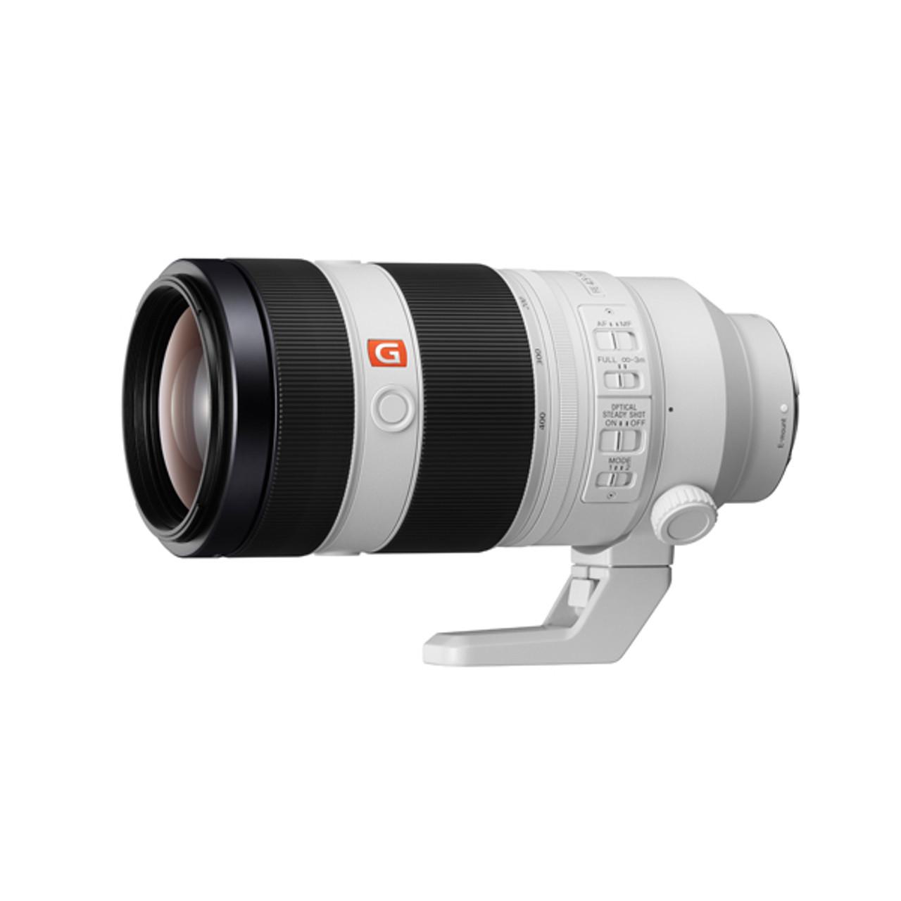 Sony SEL FE 100-400mm F4.5-5.6 GM OSS