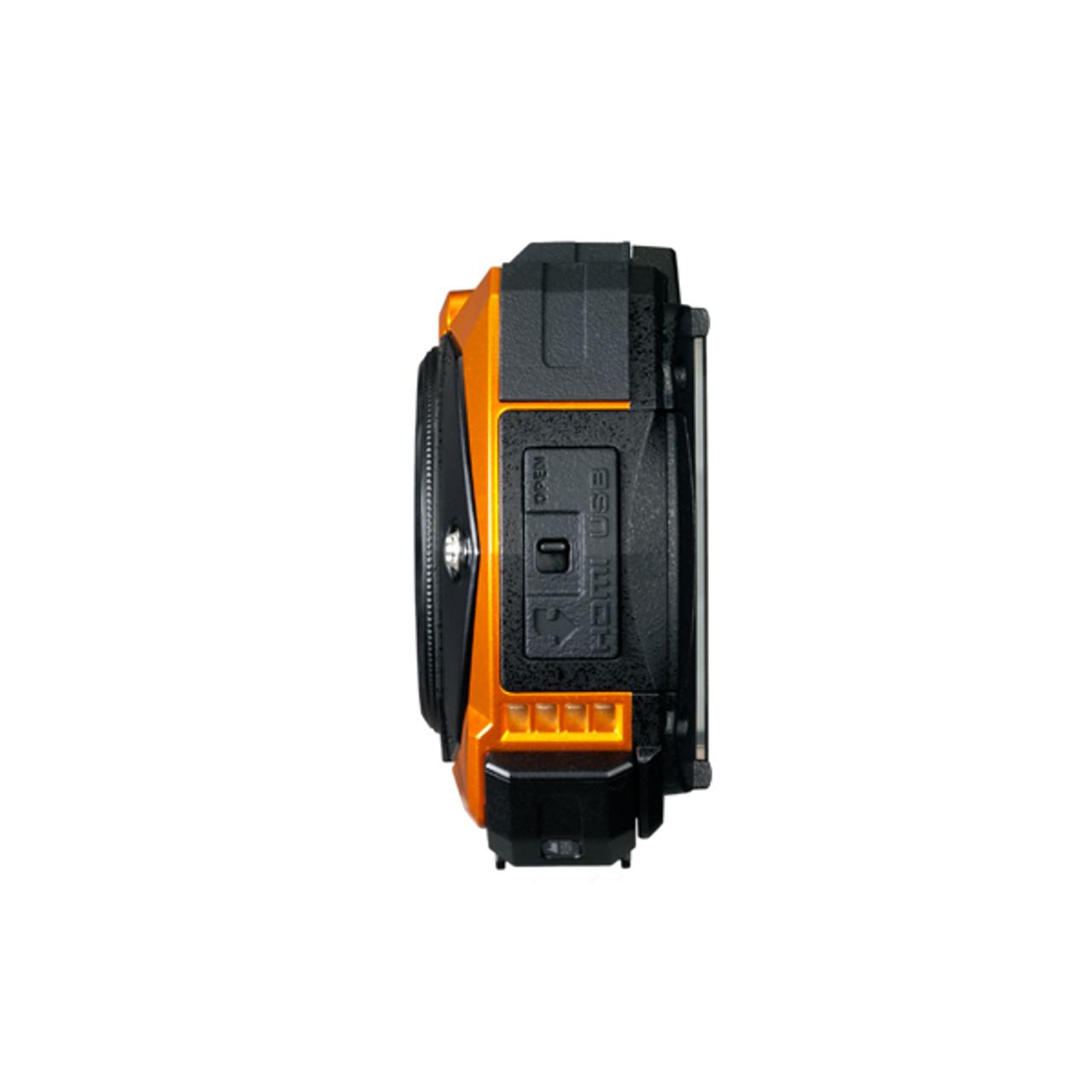 Ricoh WG-50 Camera Orange