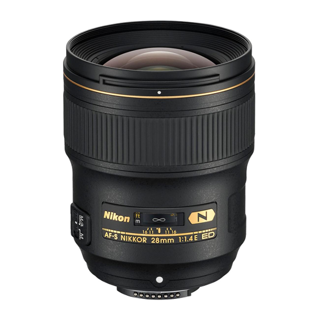 Nikon AF-S FX 28mm F1.4E ED