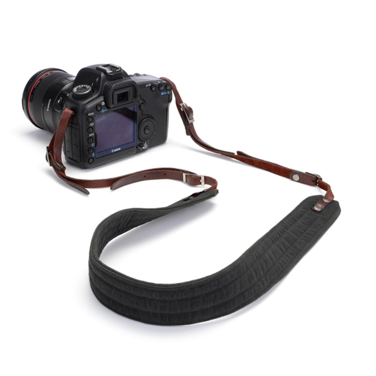 4effa8d6cef ONA Presidio Camera Strap Black - Broadway Camera