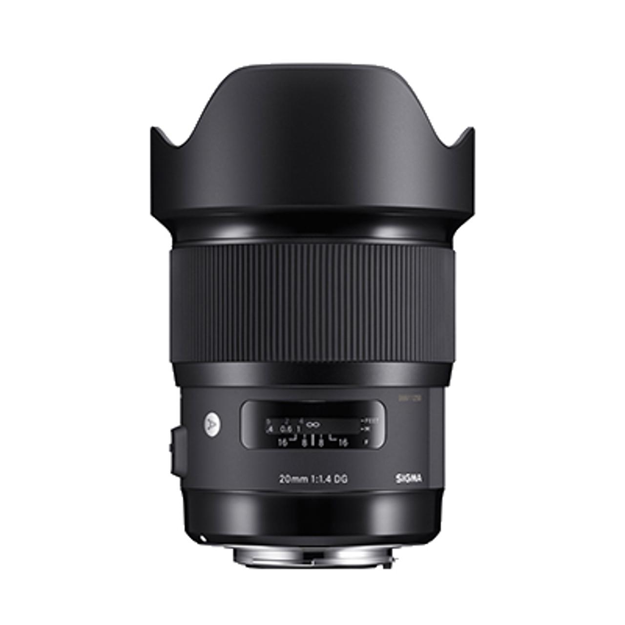 Sigma 20mm F1.4 Art DG HSM Nikon