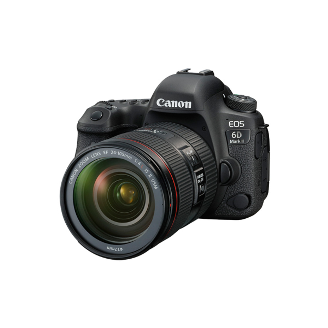 Canon EOS 6D Mark II 24-105mm L IS II USM Kit