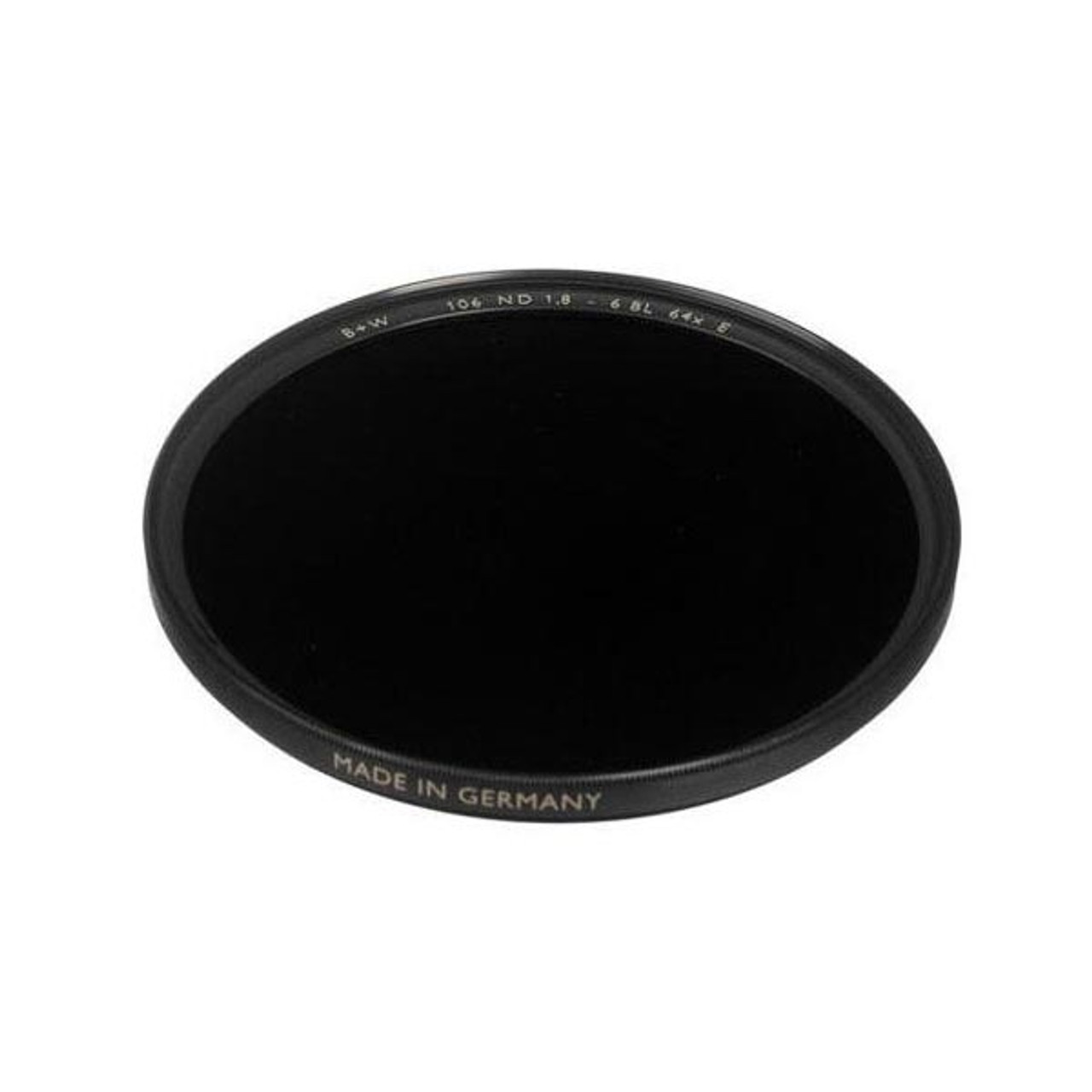 B+W 82mm ND 1.8 - 64x (106) Filter 6-stop
