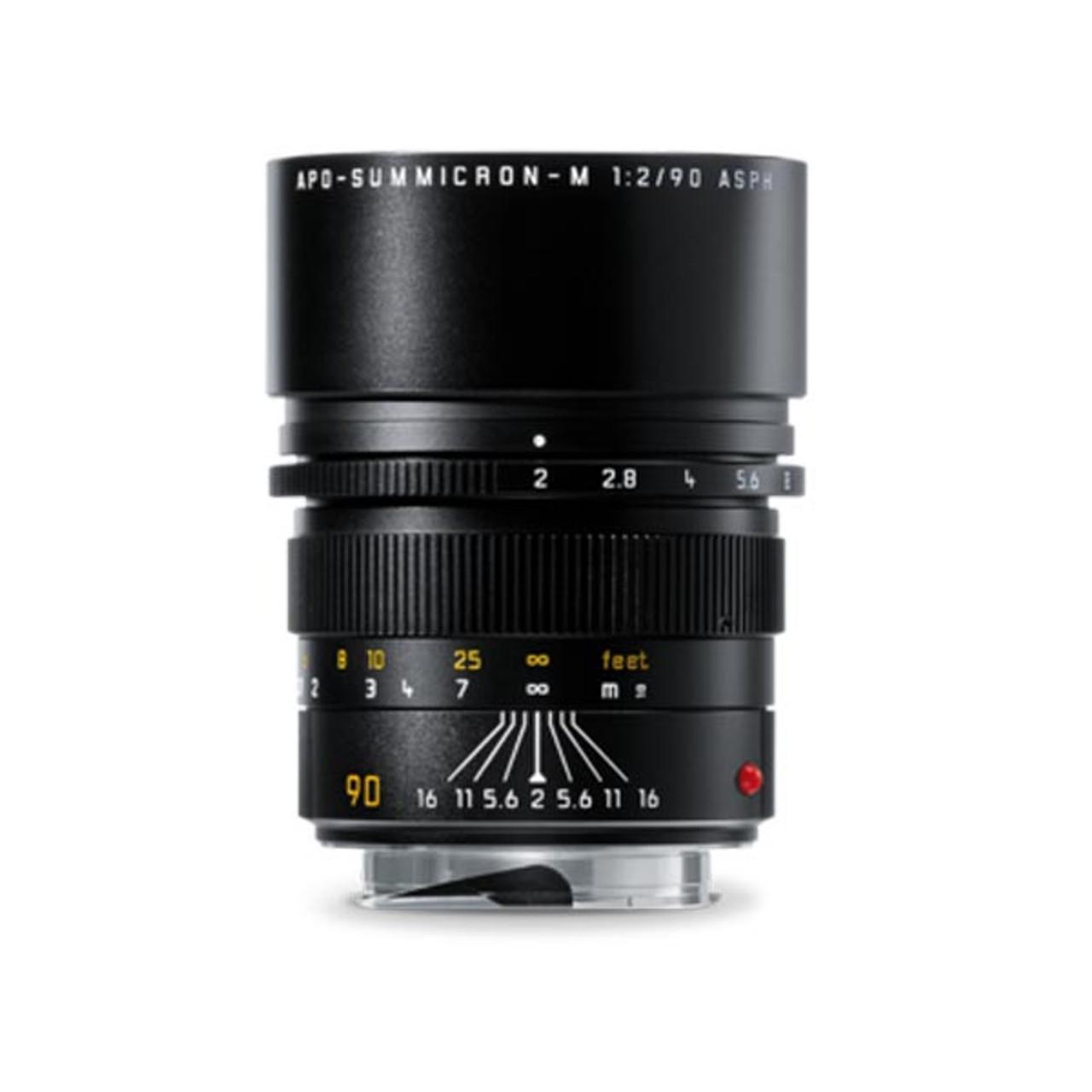 Leica APO-Summicron-M 90mm F2.0 ASPH