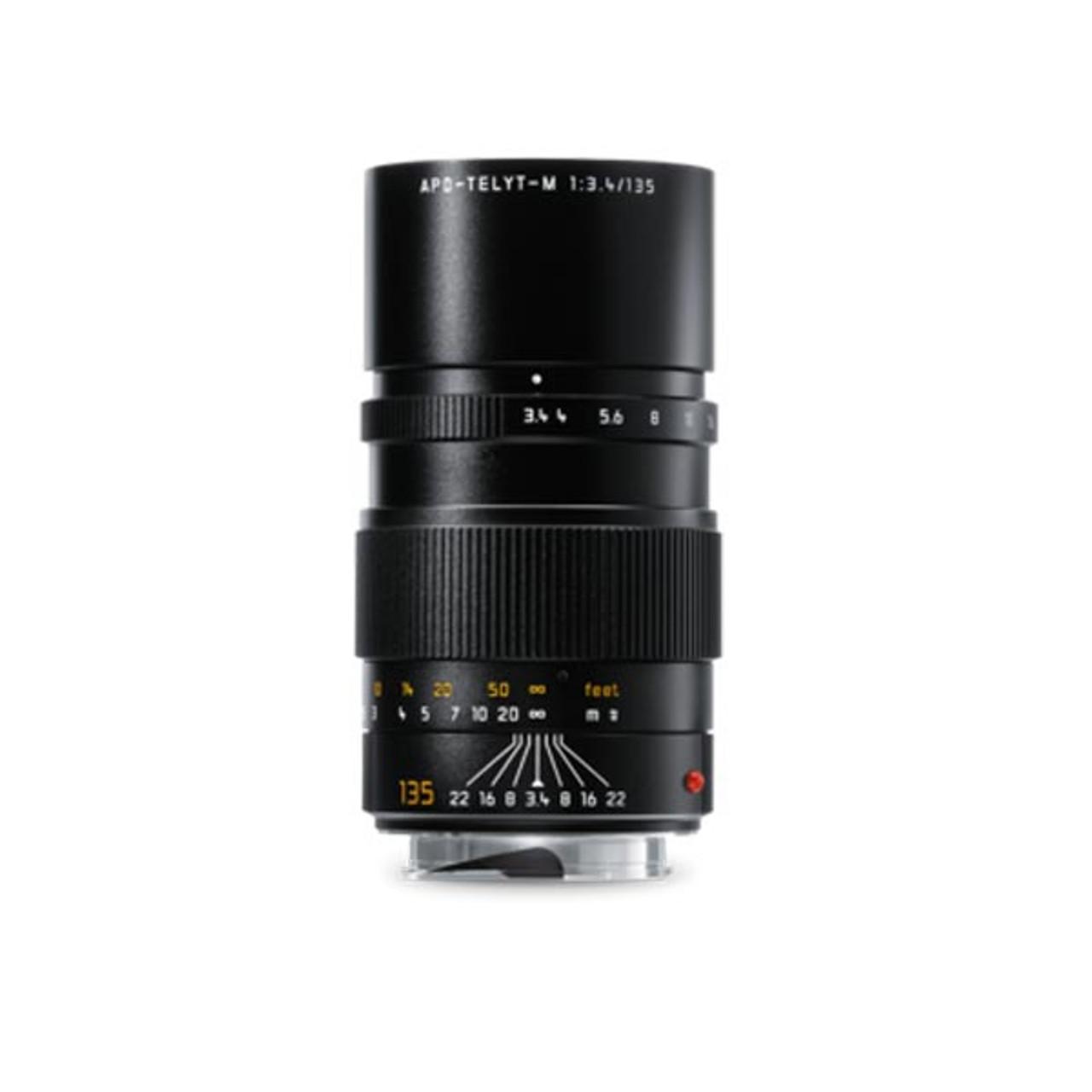 Leica APO-TELYT-M 135mm F3.4 (11889)