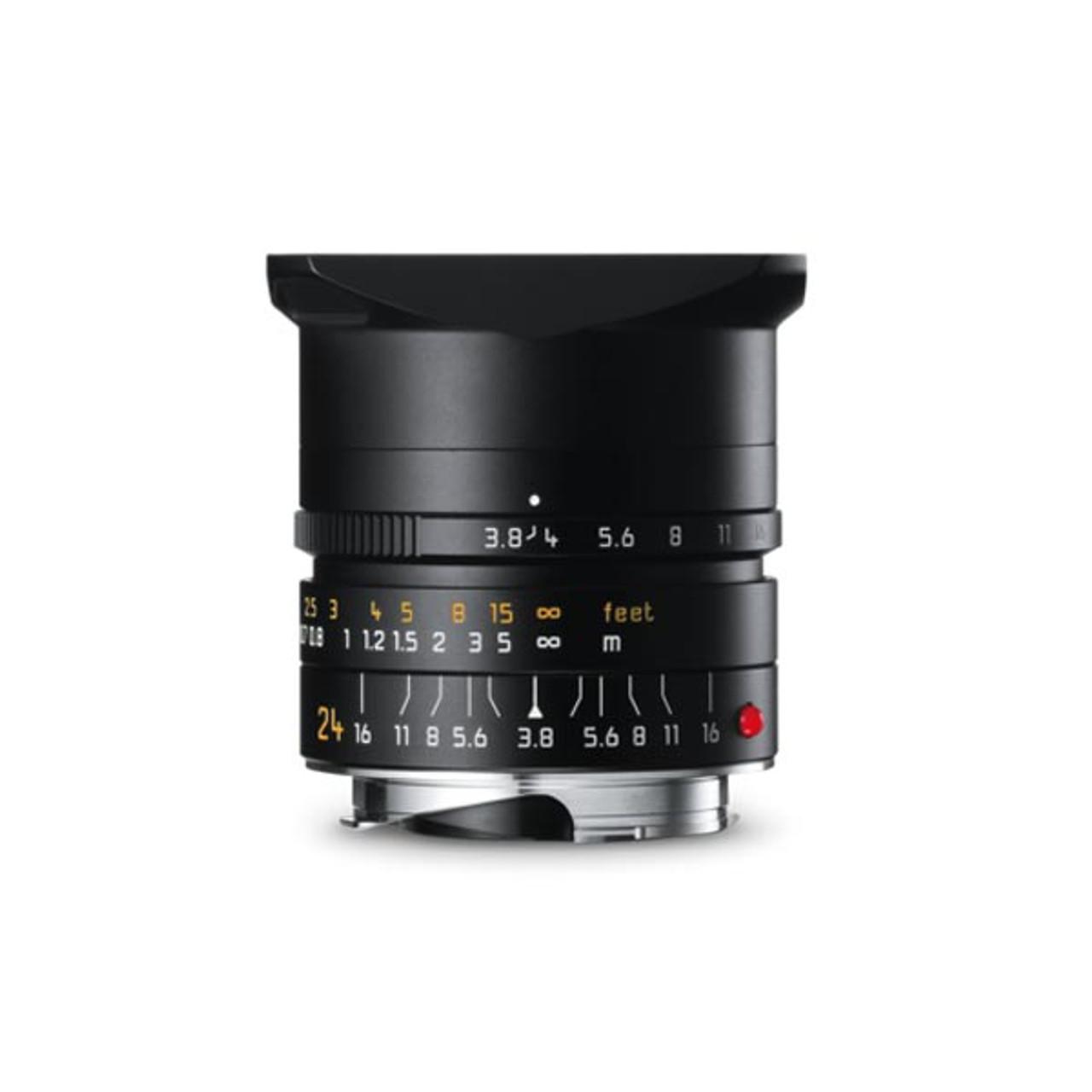 Leica Elmar-M 24mm F3.8 ASPH (11648)