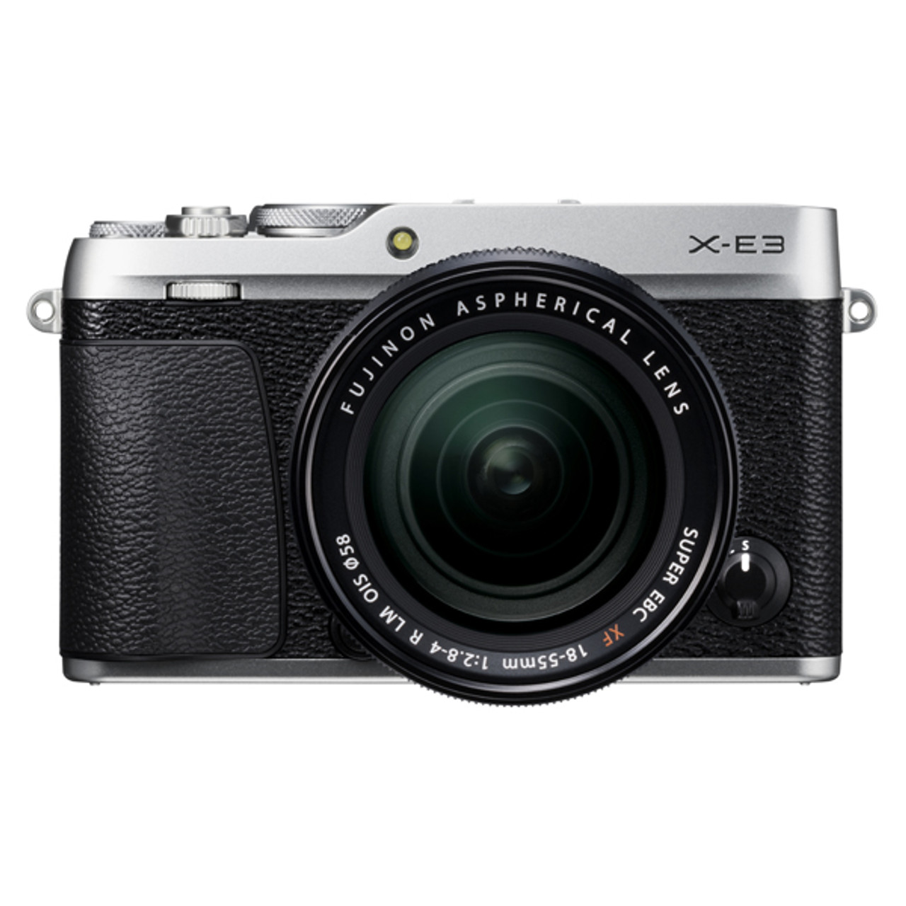 Fujifilm X-E3 18-55mm Kit Silver