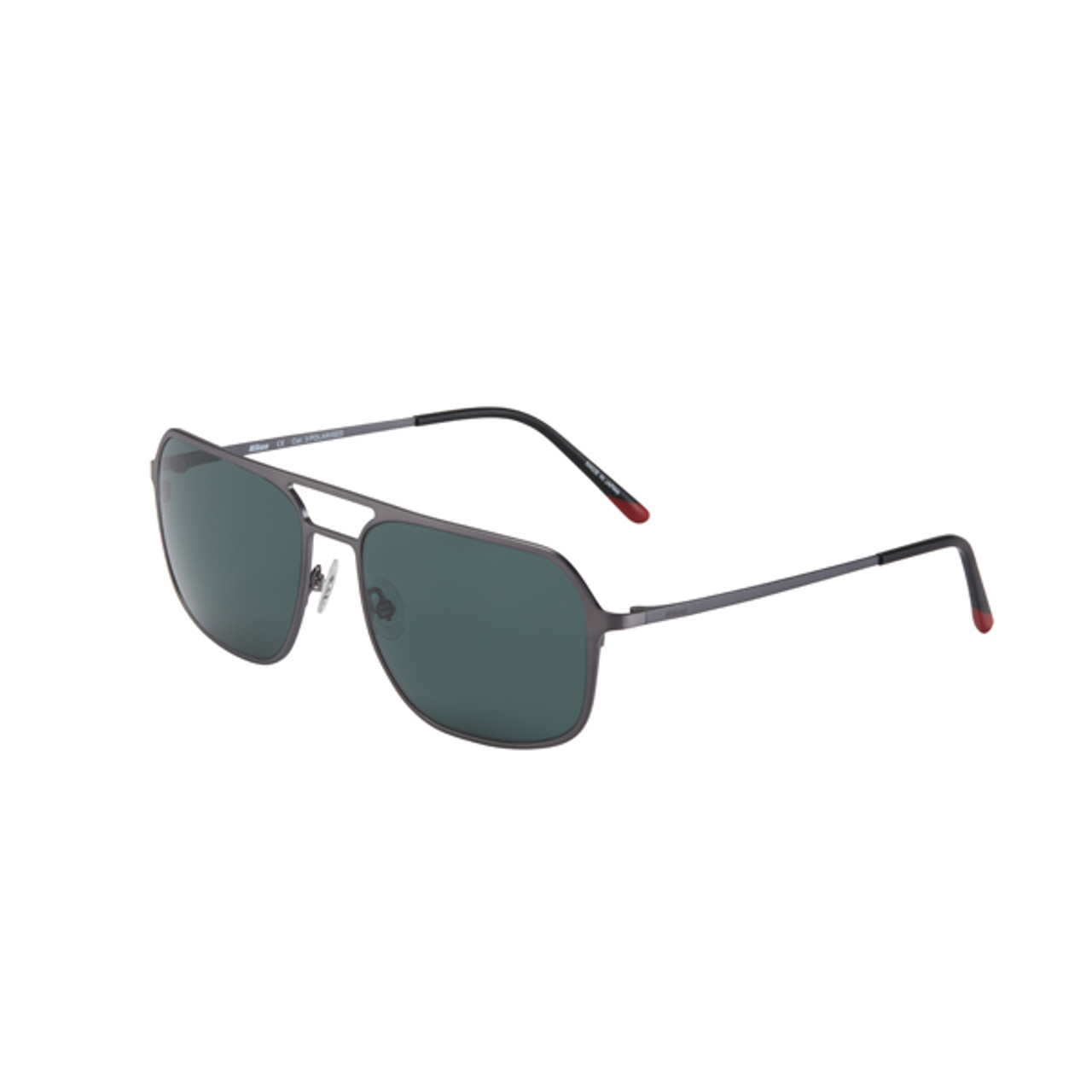 Nikon NC1003S Brushed Anthracite frame/Green Polarized lens