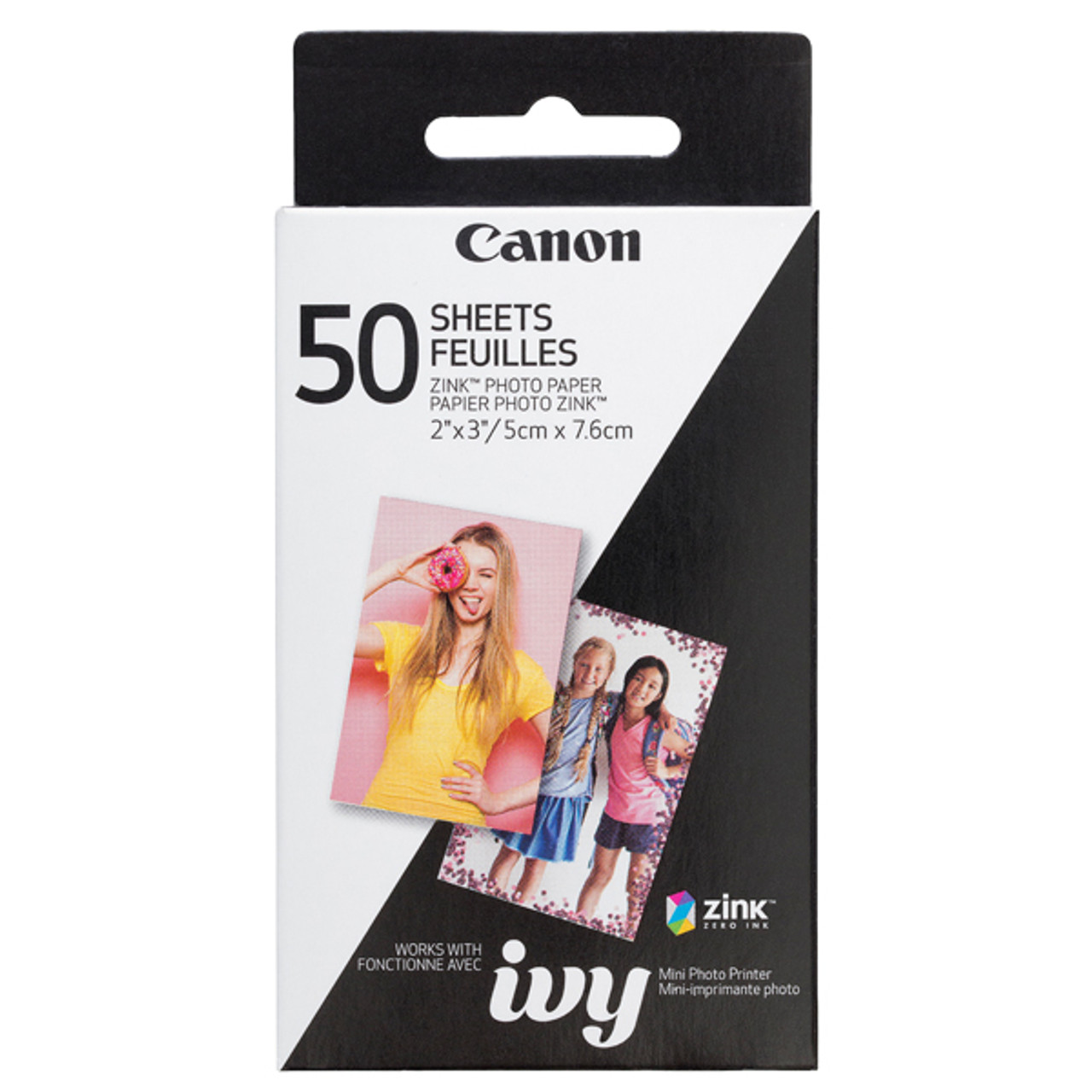 Canon ZINK Photo Paper 50 Pack