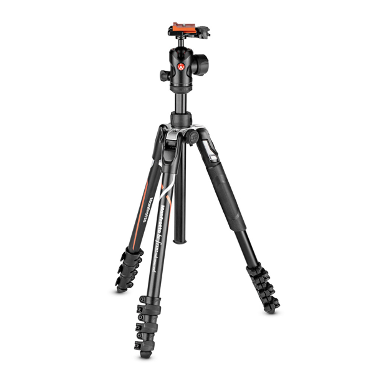 Manfrotto BeFree Advanced Alpha Aluminum Travel Tripod for Sony