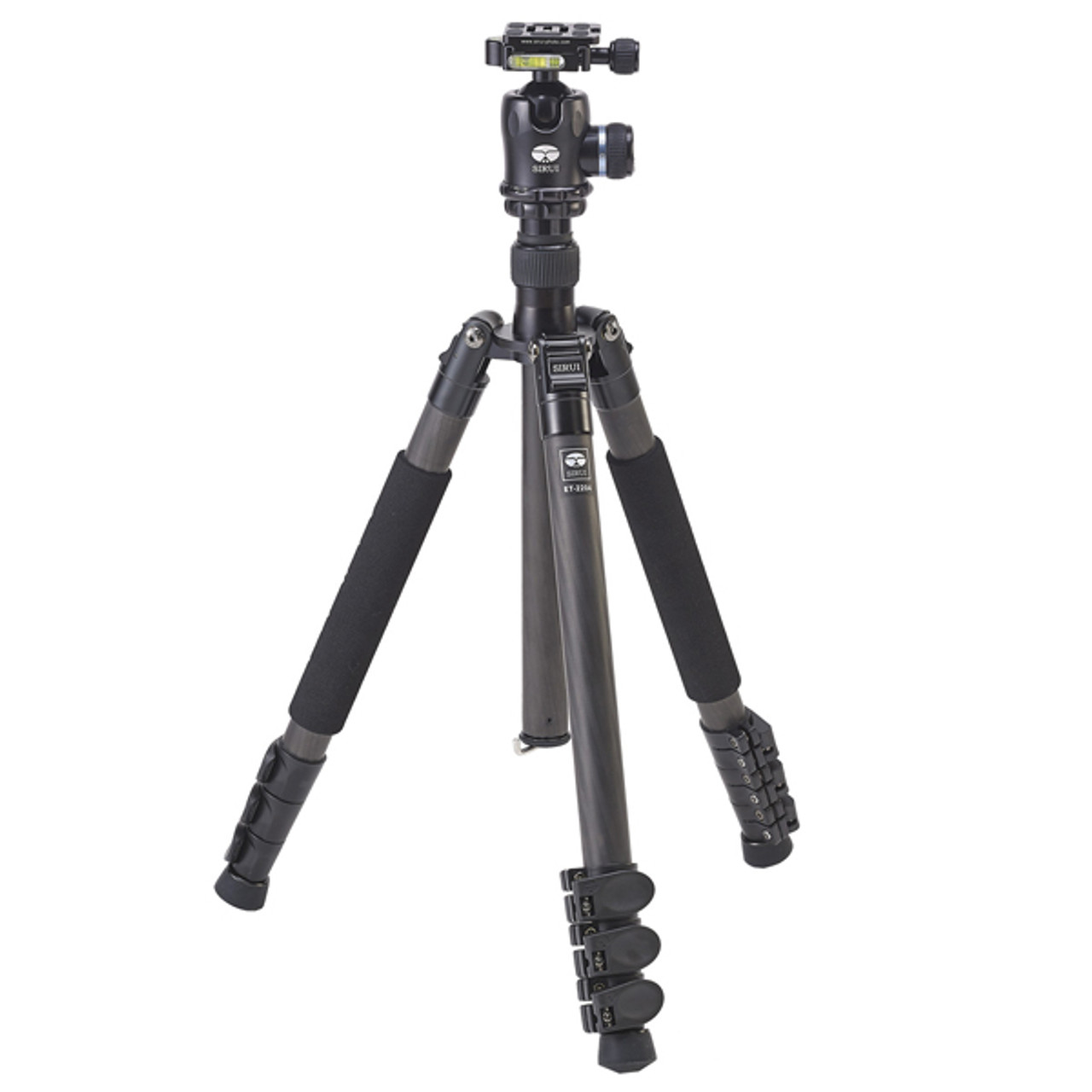 Sirui ET-2004 Aluminum 4-Section Tripod with Ball Head