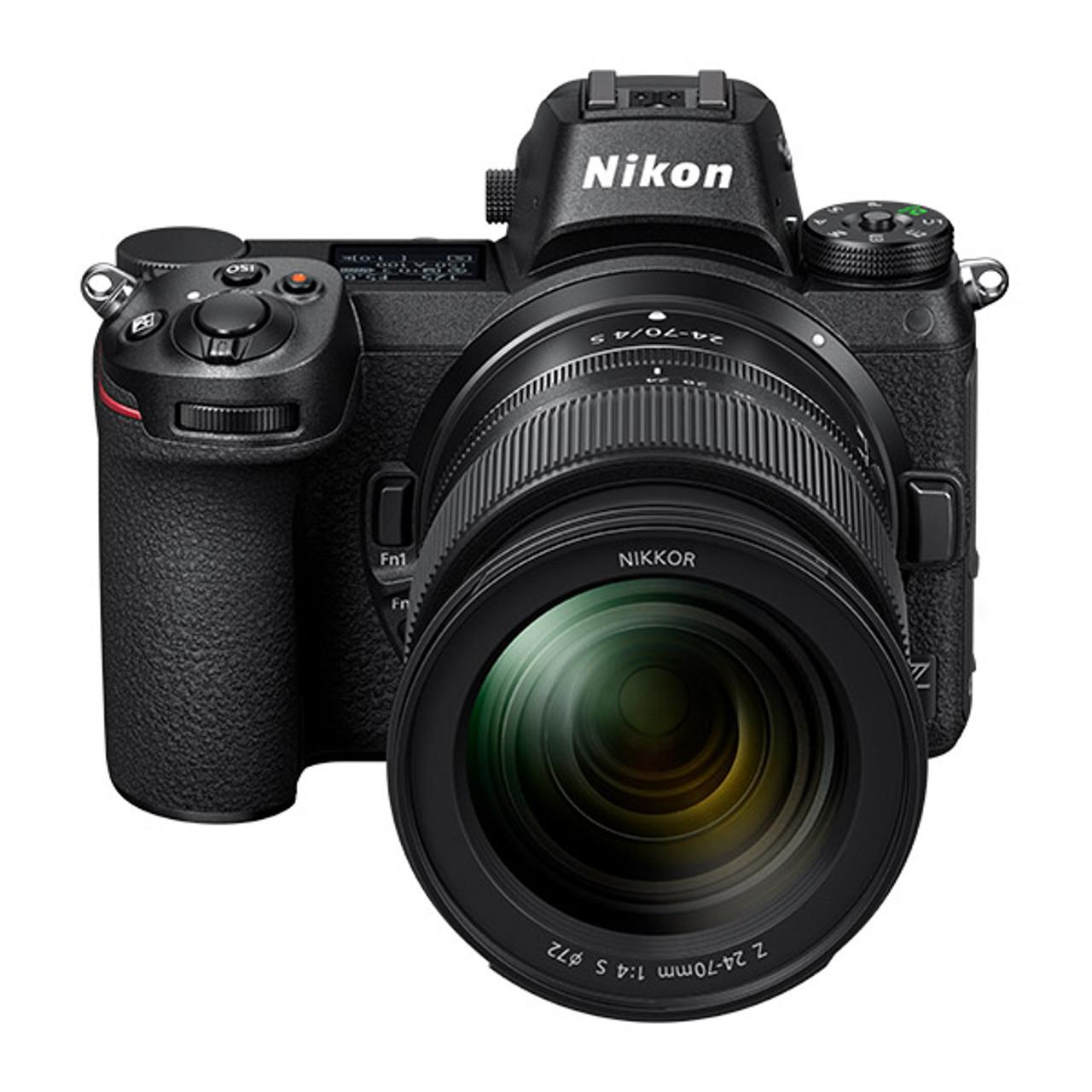 Nikon Z 6 24-70mm f/4 S Kit