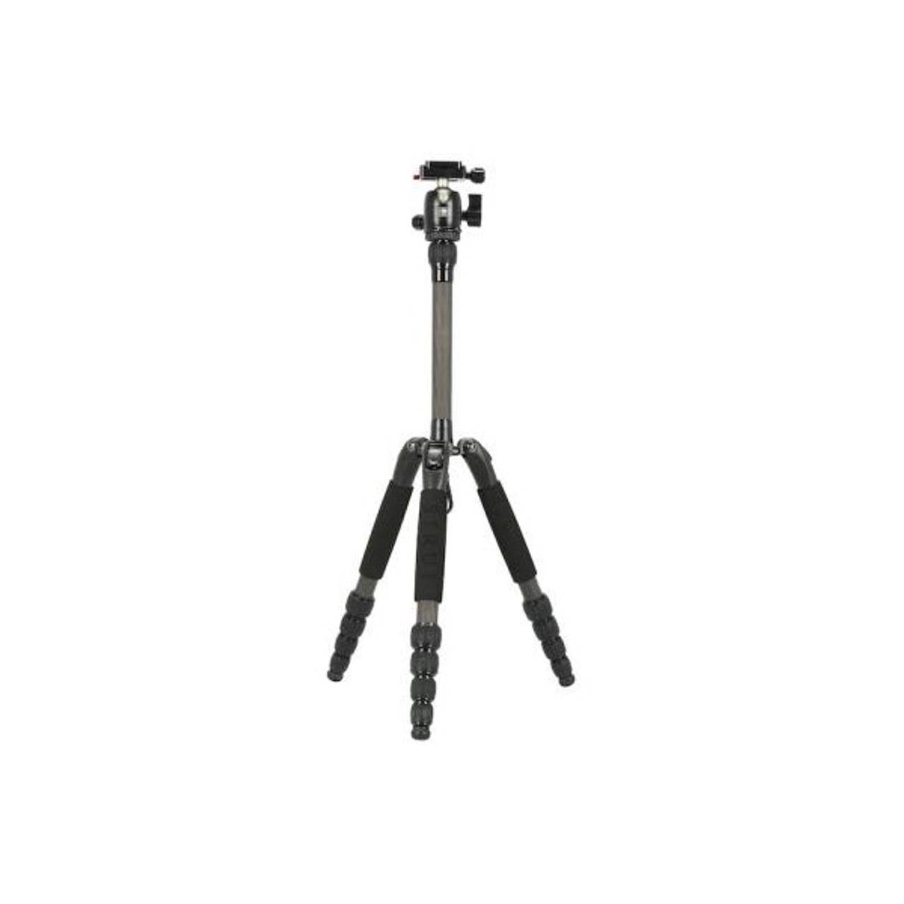 Sirui T-025SK Carbon Fiber 5 Section Tripod Kit