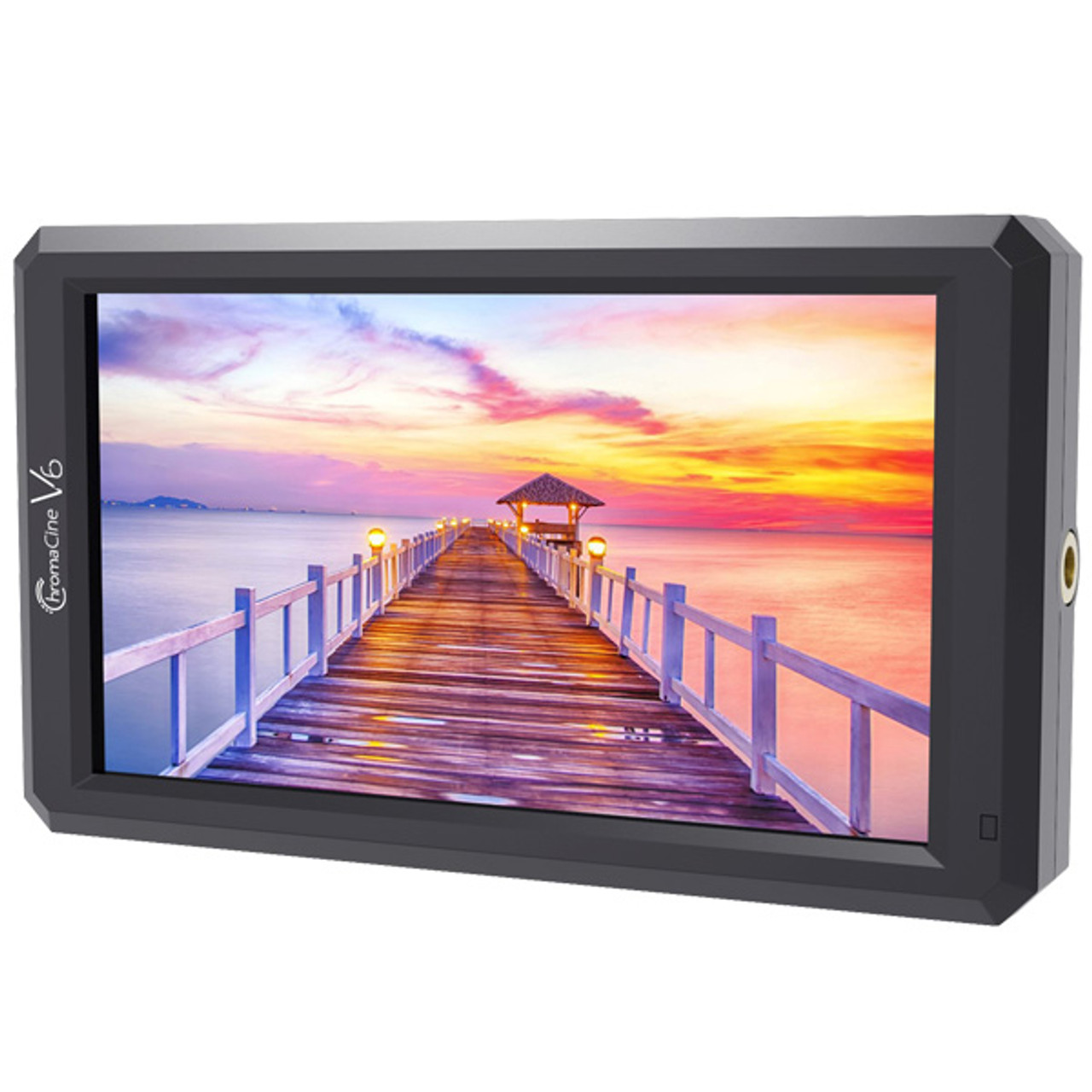 ChromaCine V6 5.7-inch 4K HDMI On-Camera Field Monitor