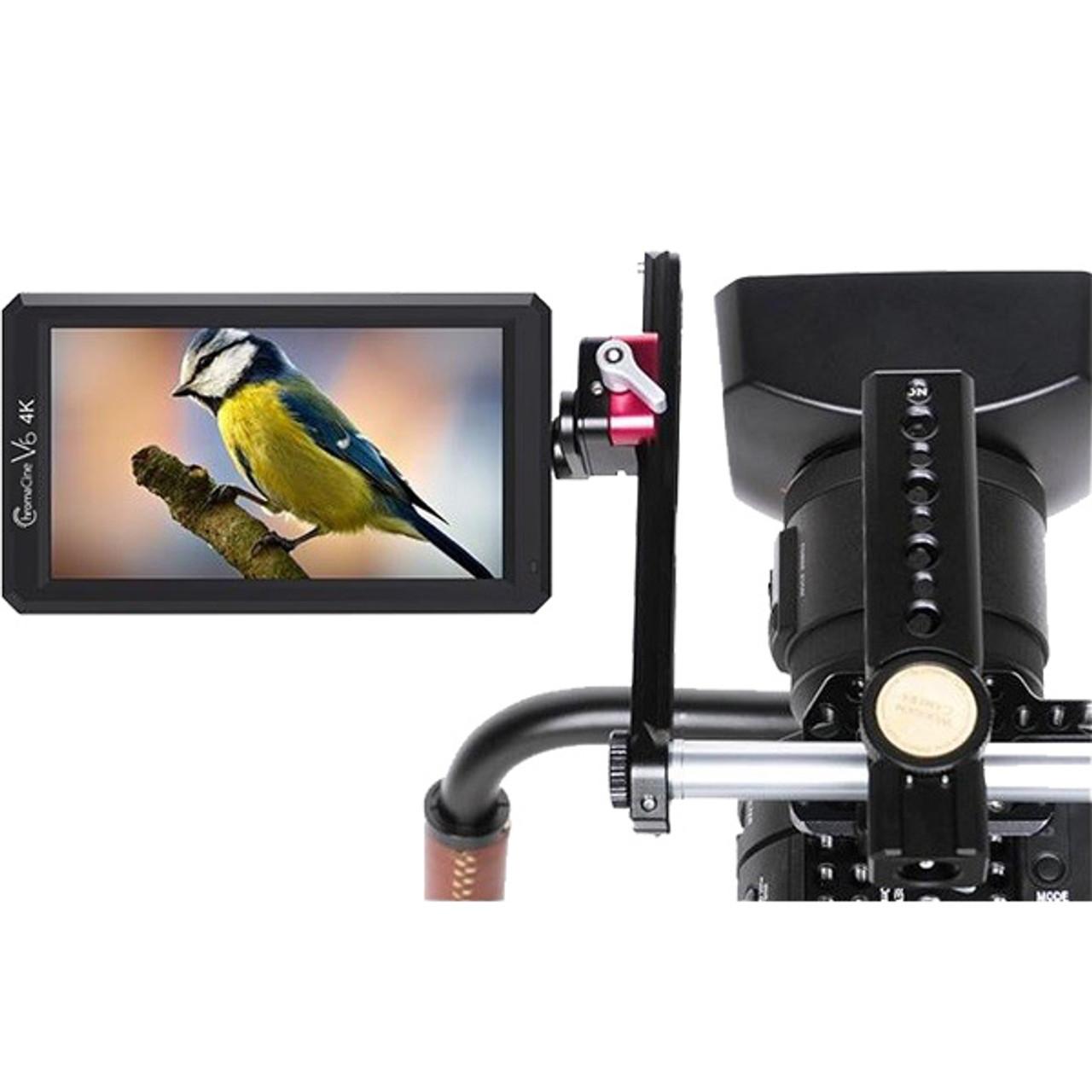 ChromaCine V6 5.7-inch 4K HDMI On-Camera Field Monitor