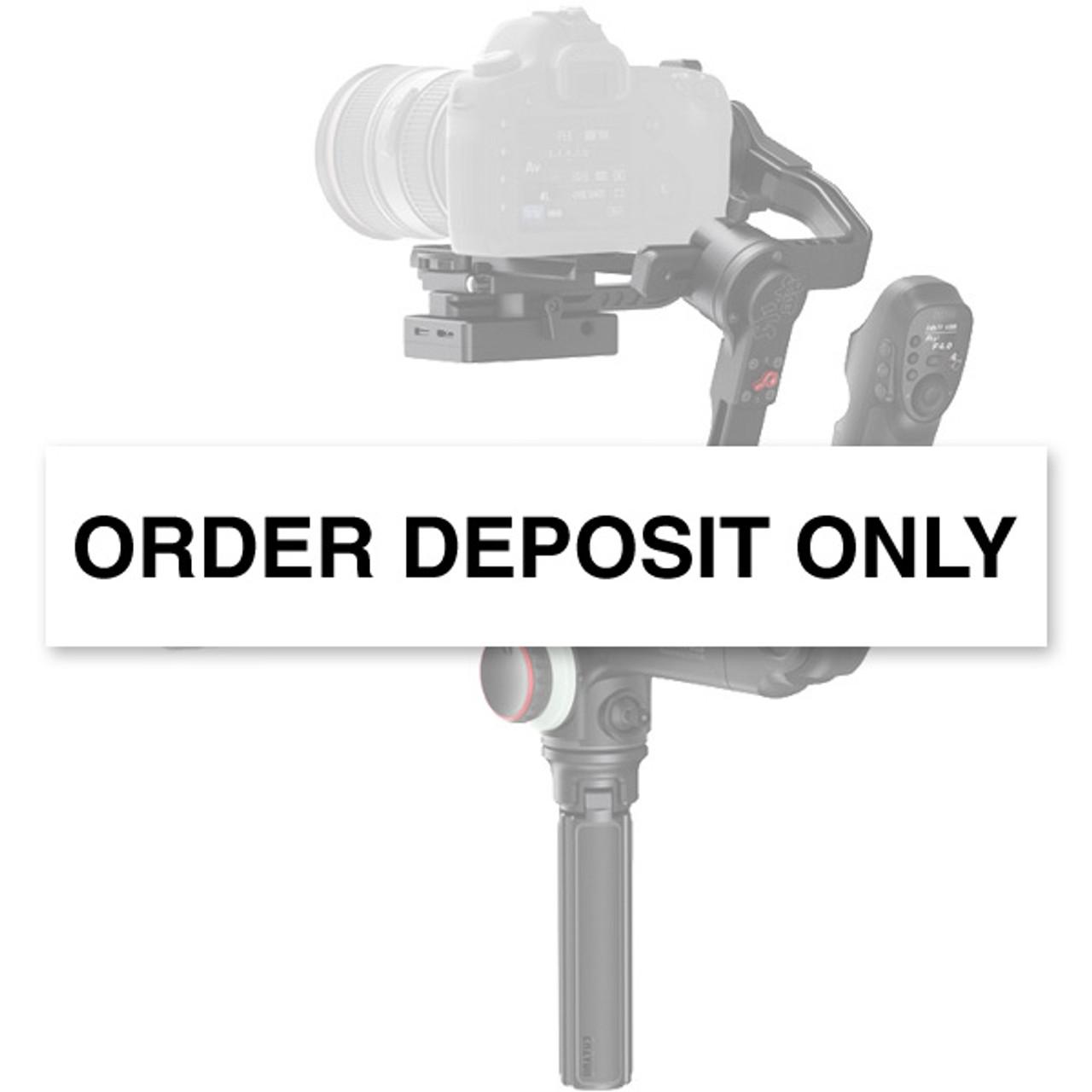 Zhiyun Crane 3 Lab Pre-Order Deposit