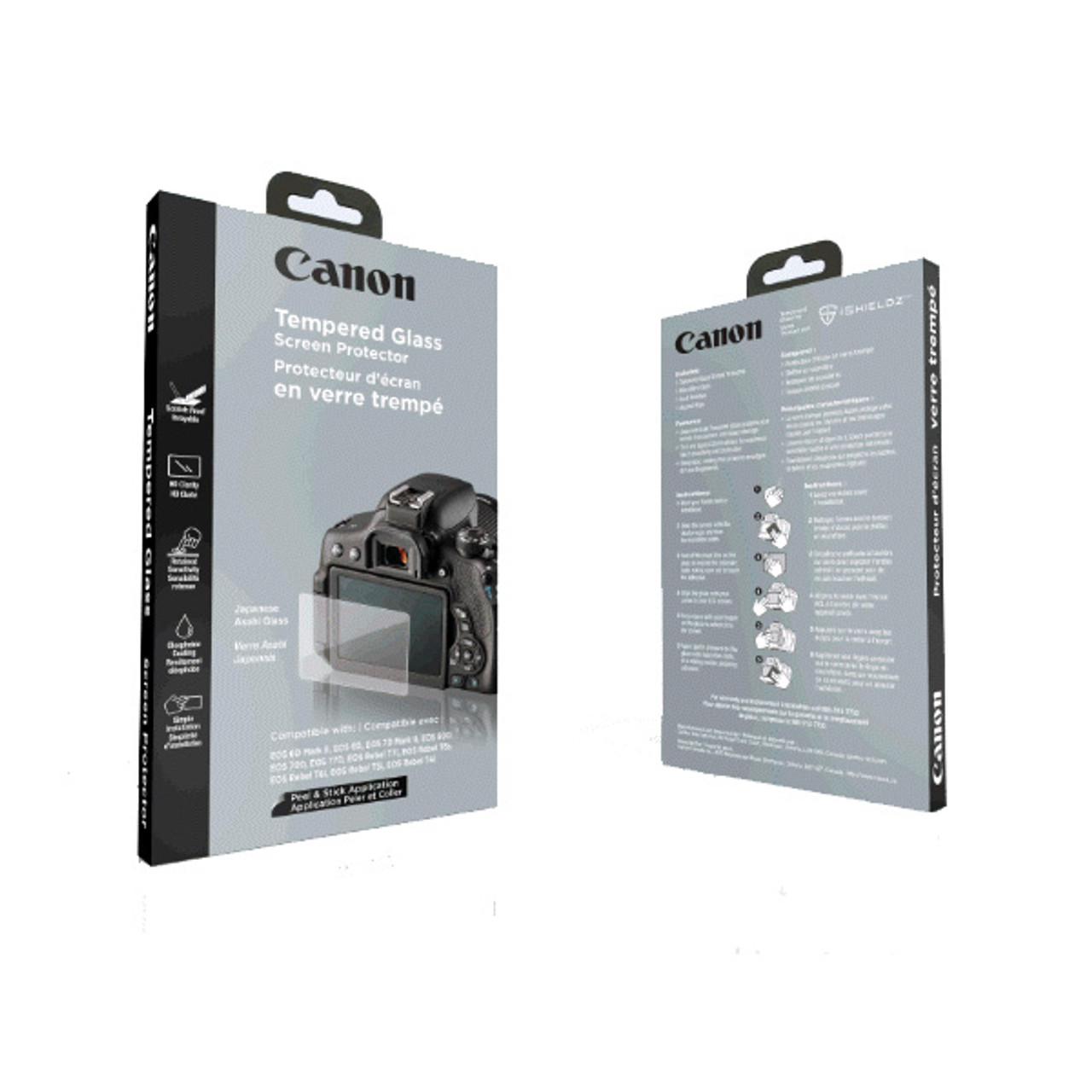 "Canon Glass Screen Protector-B for 3"" LCD"