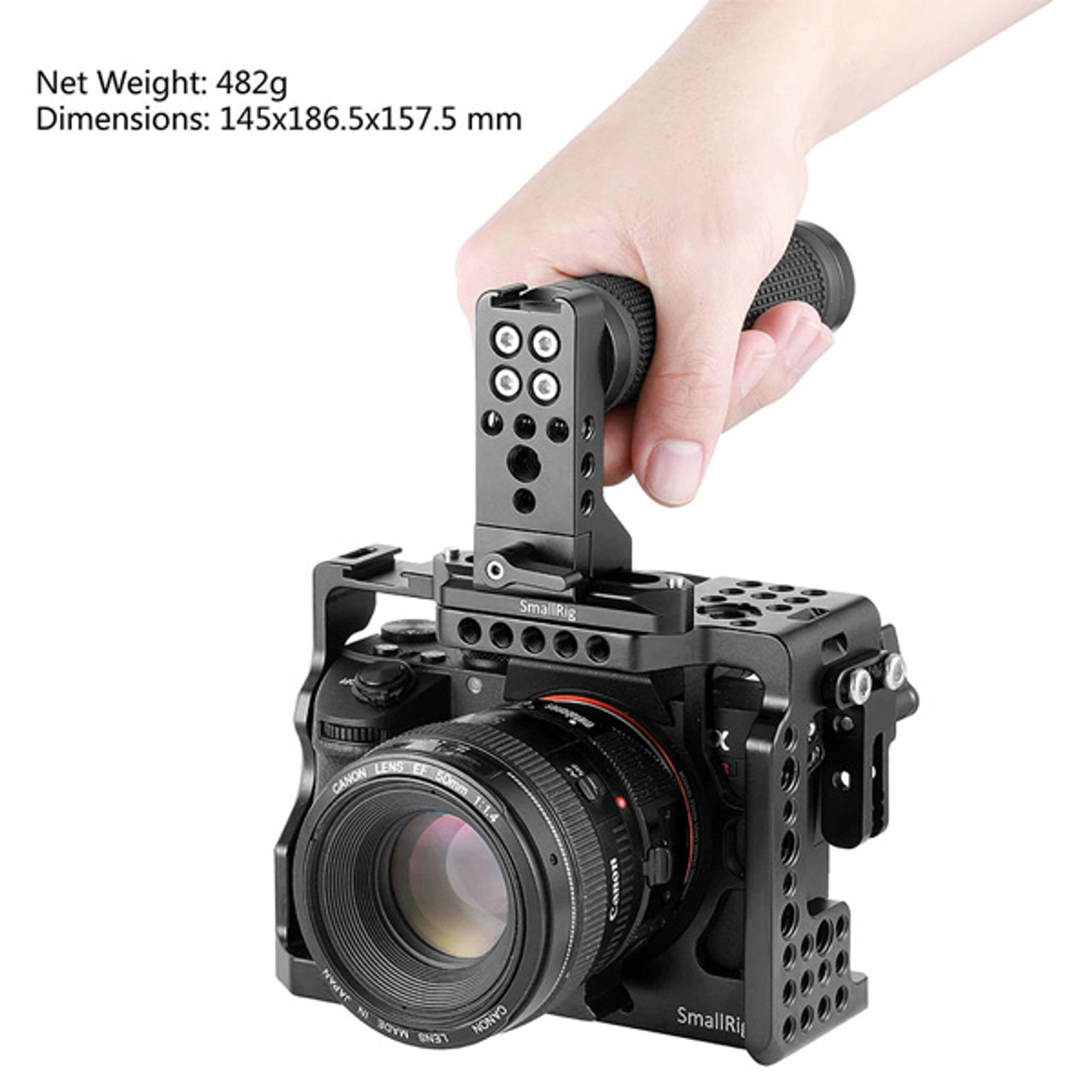 SmallRig Cage Kit for Sony A7R III (2096)