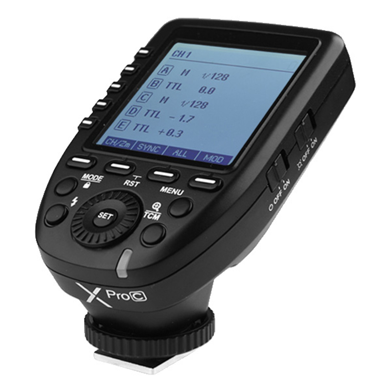 Godox Xpro 2.4G Transmitter for Canon