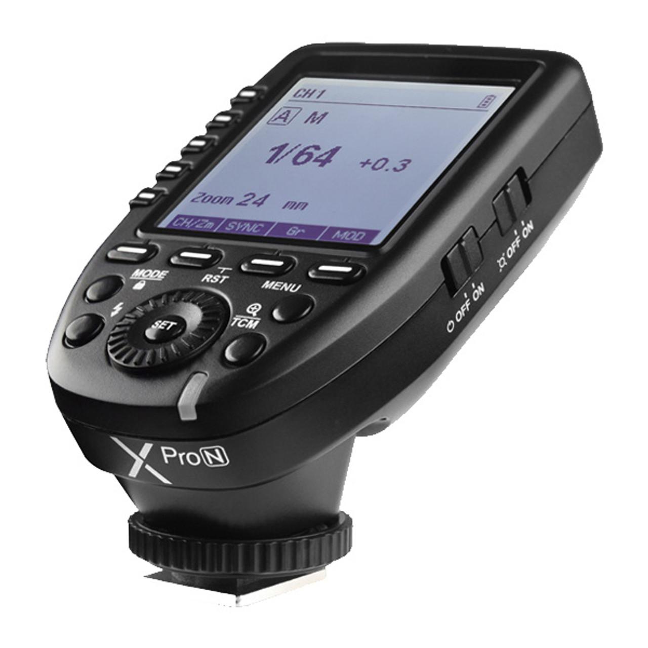 Godox Xpro 2.4G Transmitter for Nikon