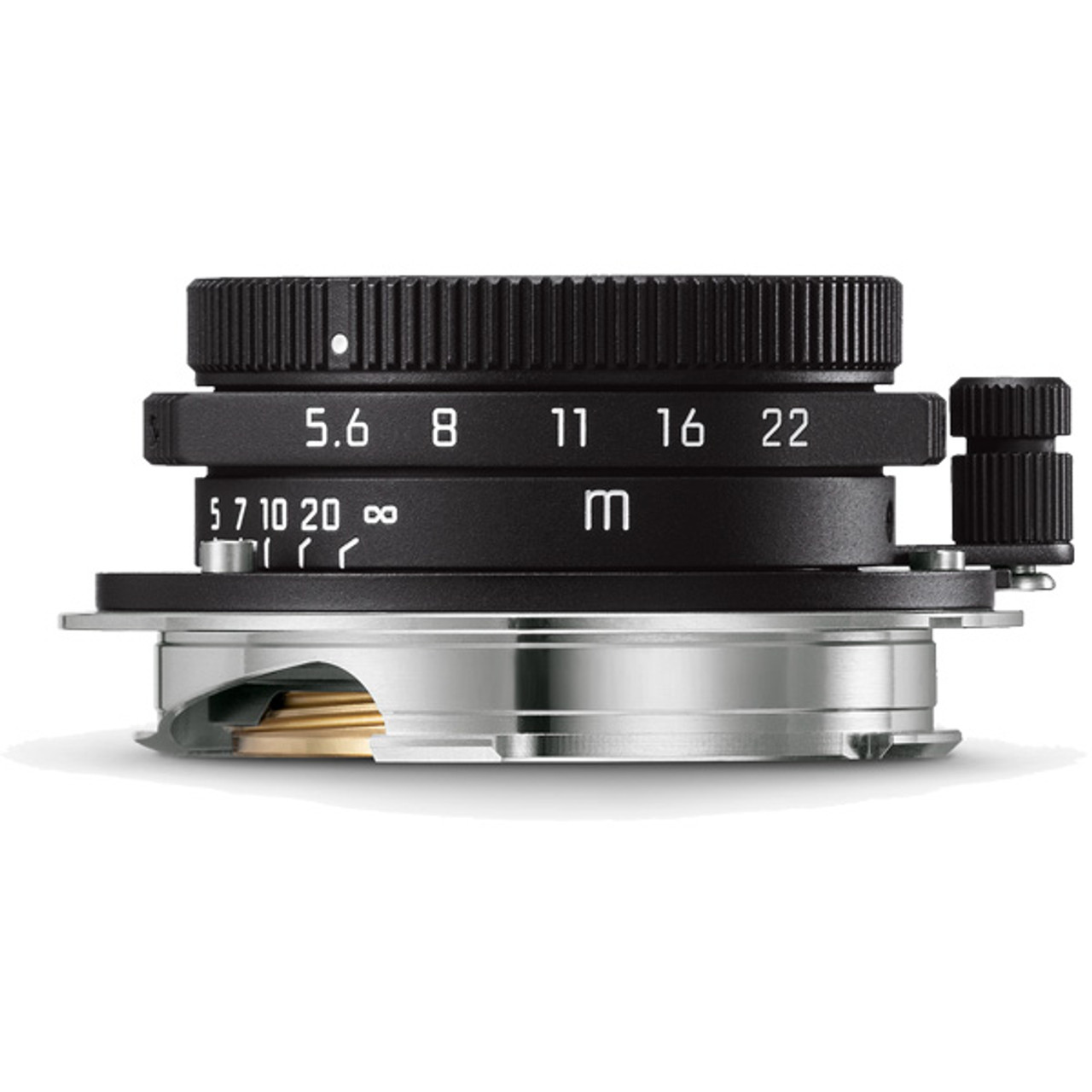 Leica Summaron-M 28 mm f/5.6 (matte black paint finish)