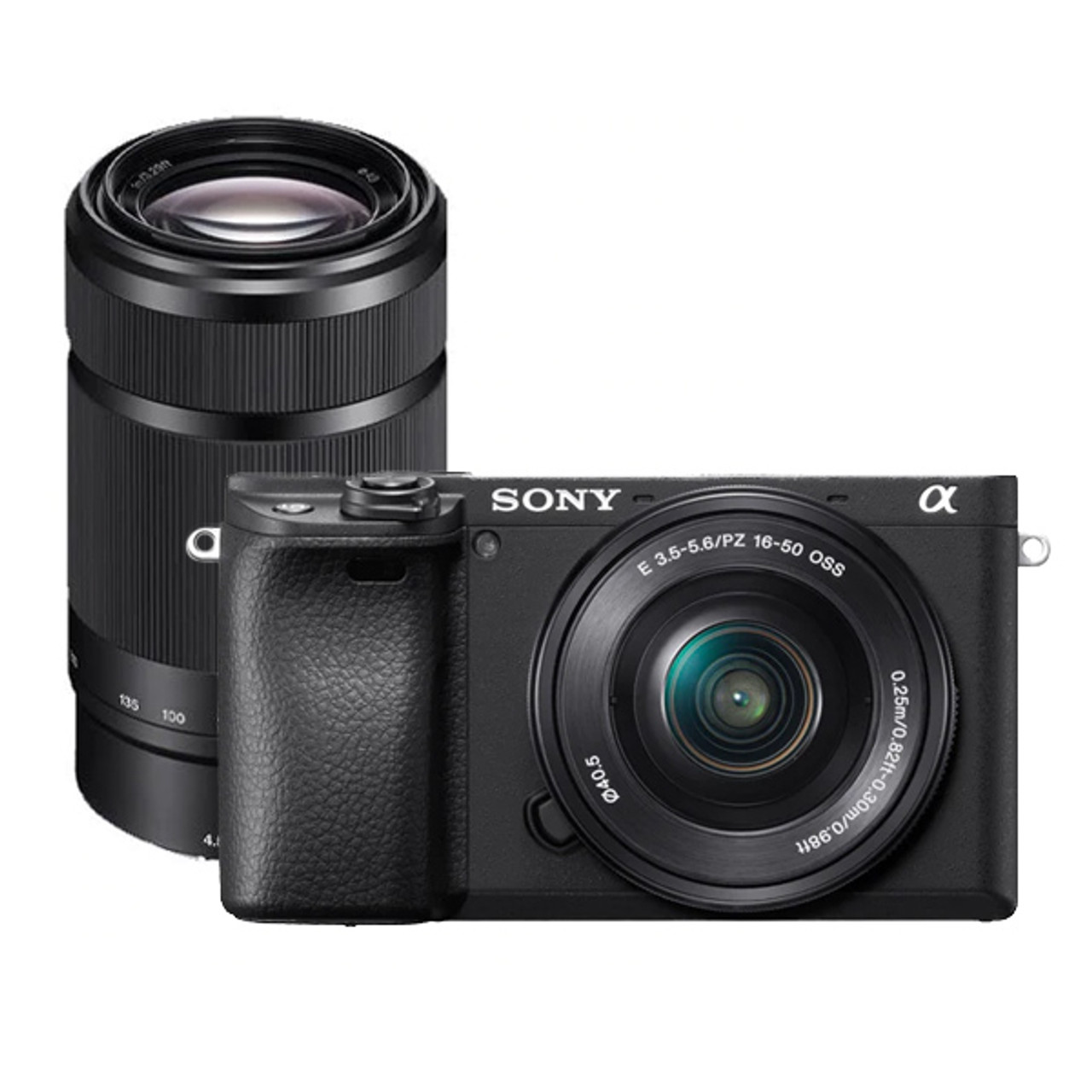 Sony A6400 16-50mm and 55-210mm Lens Kit
