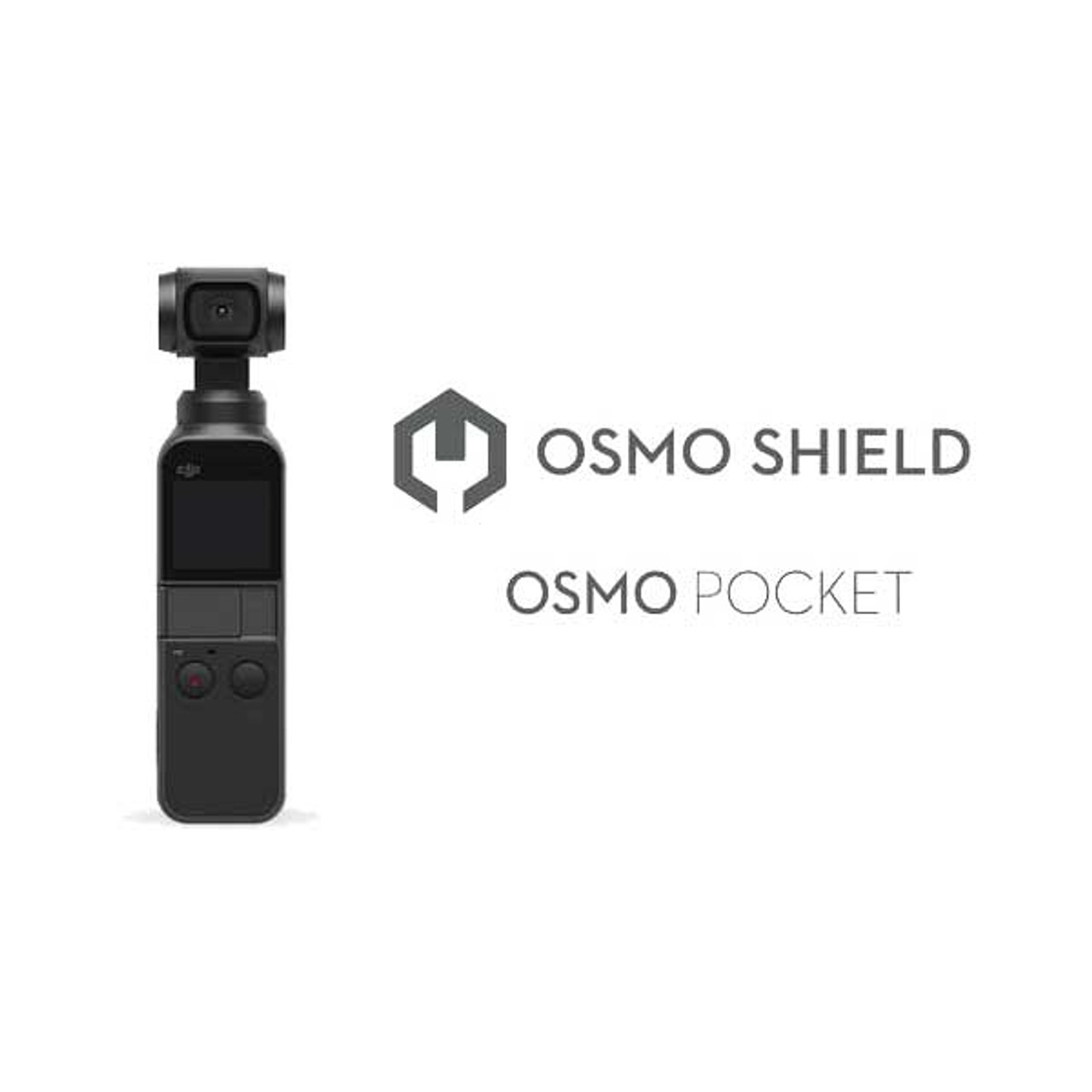 DJI OSMO Shield Code - Osmo Pocket