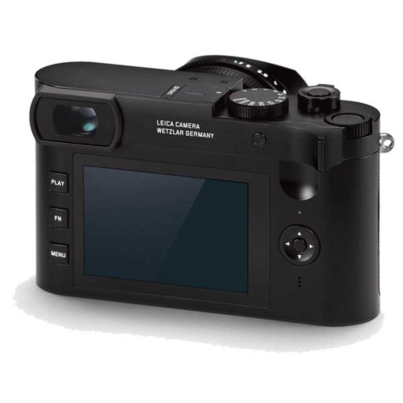 Leica Q2 Thumb Support - Black