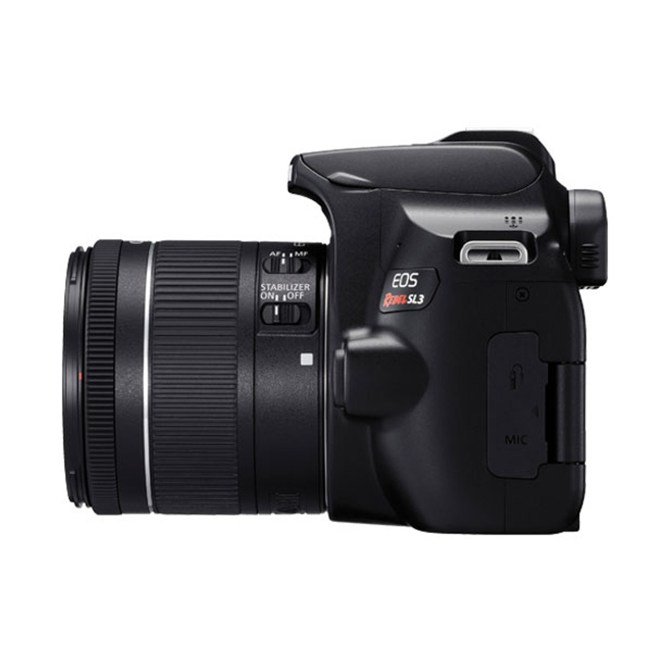 Canon EOS Rebel SL3 18-55IS F4 STM (Black)