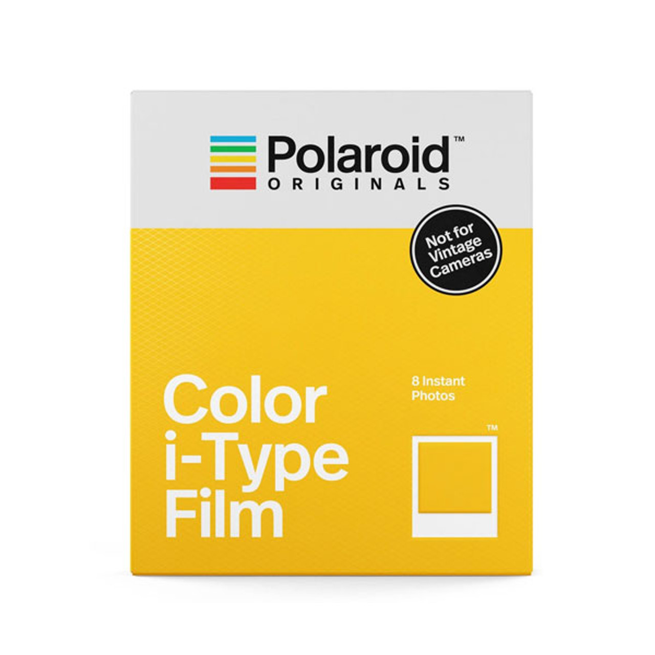 Polaroid Color Film for i-Type Cameras