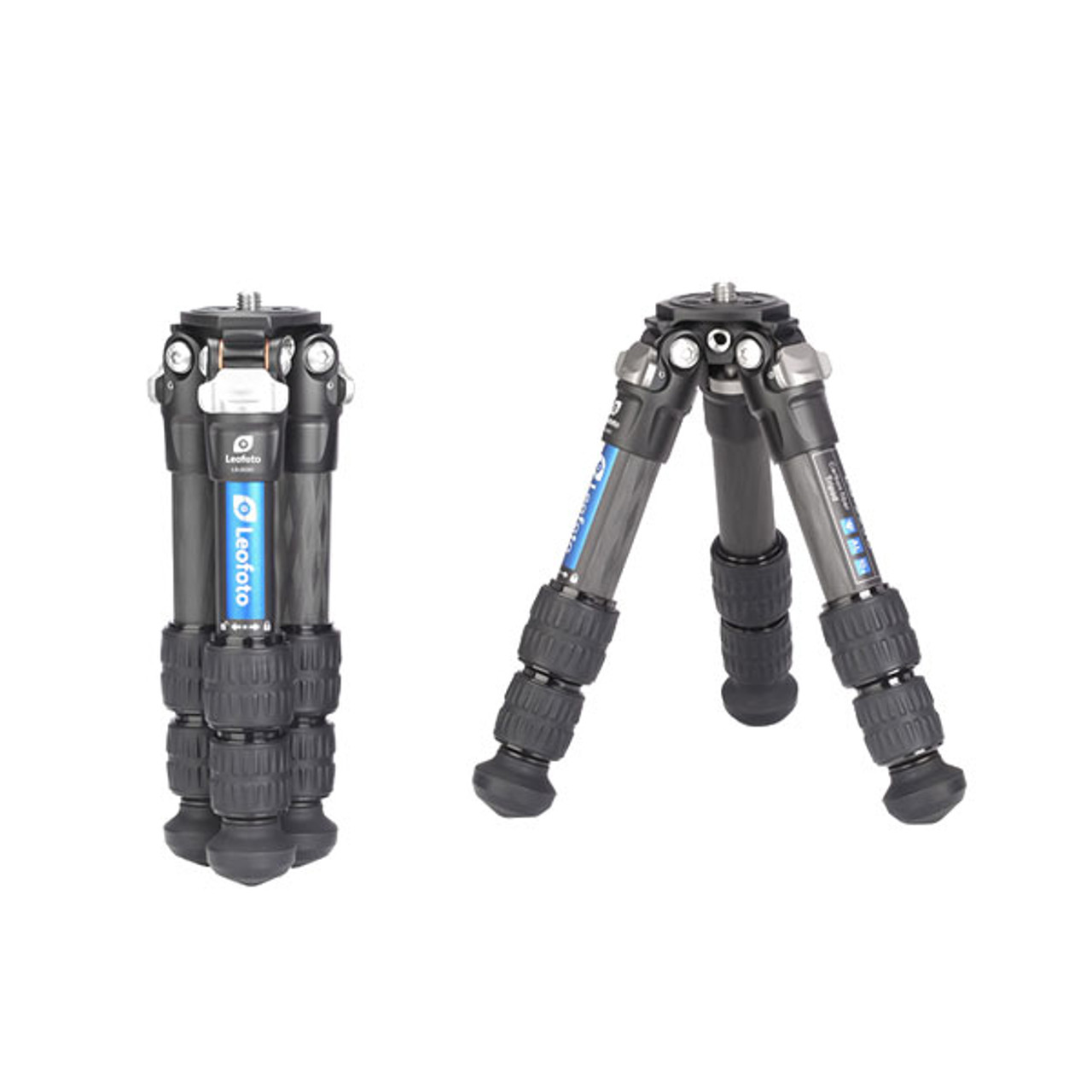 Leofoto LS-223C 22mm 3-Section Compact Carbon Fiber Tripod