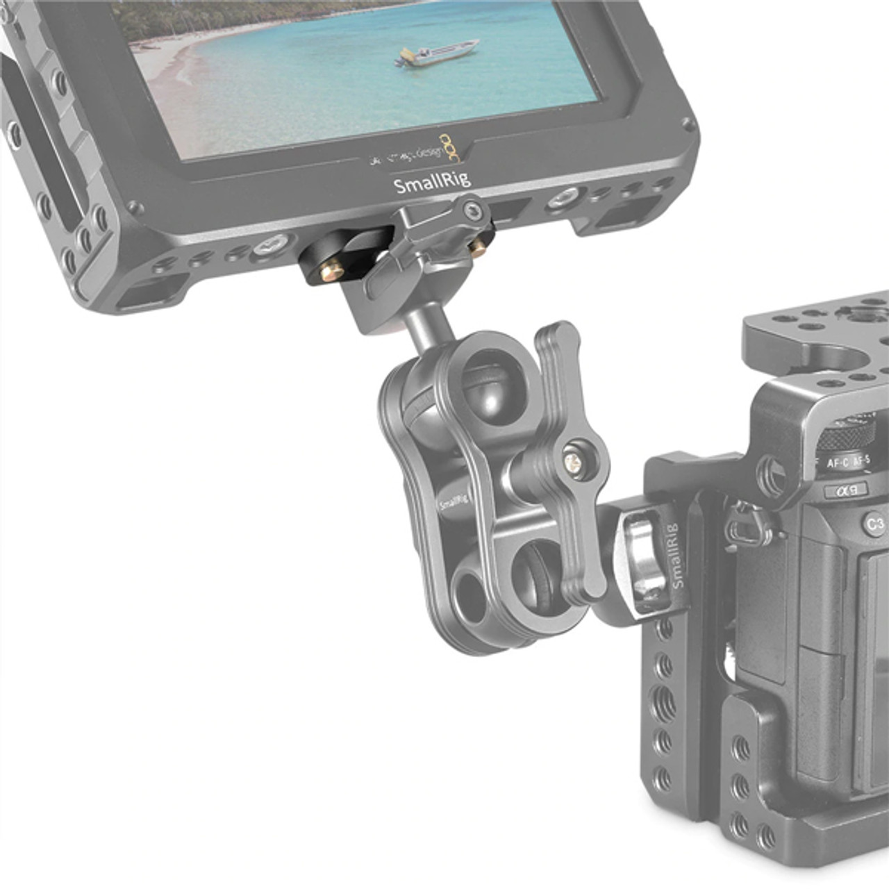 SmallRig Mini Quick Release NATO Rail (48mm) (2172)