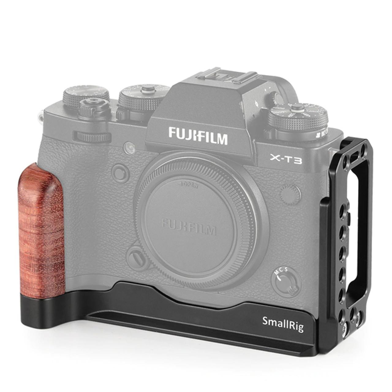 SmallRig L-Bracket for Fujifilm X-T3 and X-T2 Camera (2253)