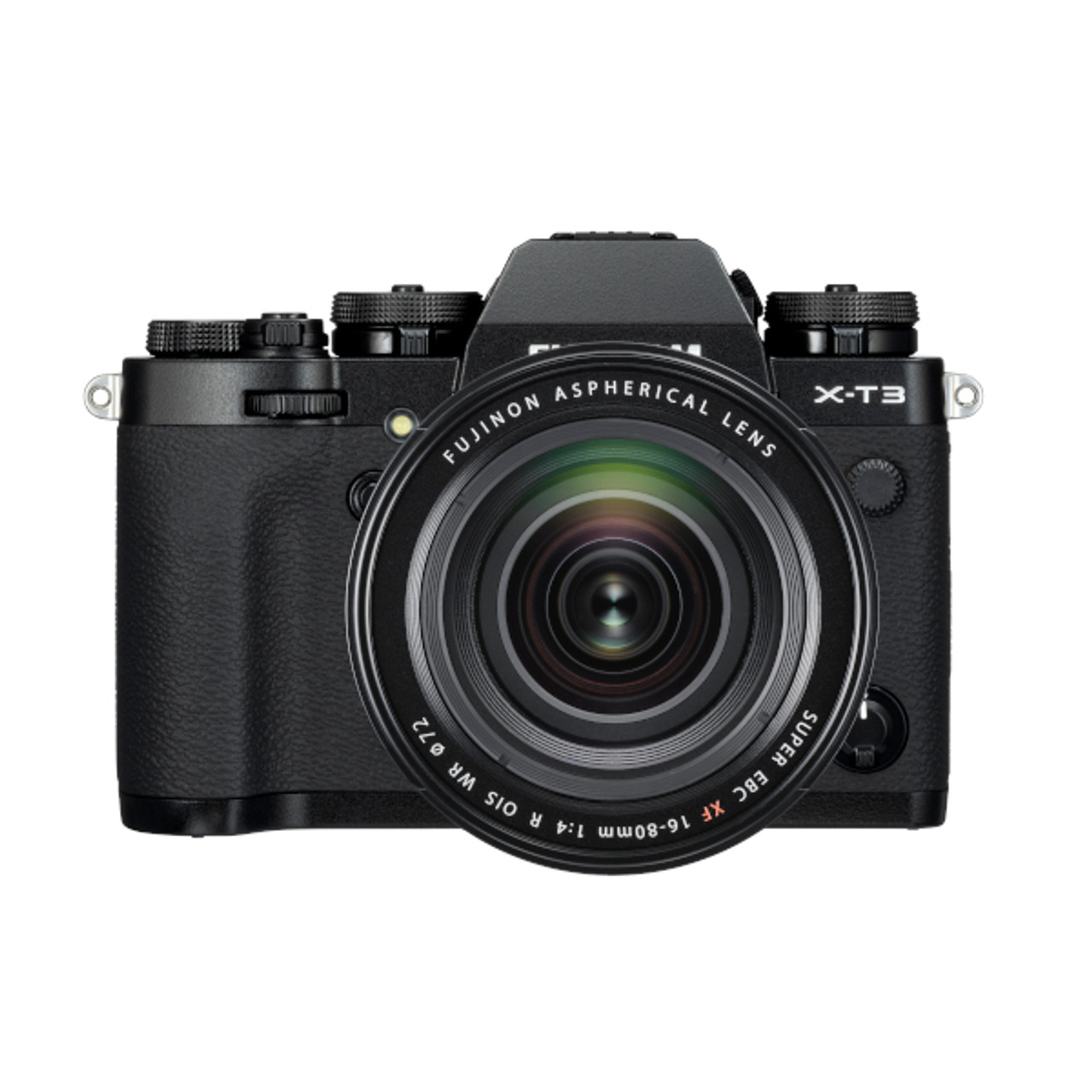 Fujifilm X-T3 Body w/ XF16-80mm F4 R OIS WR Lens Kit (Black)
